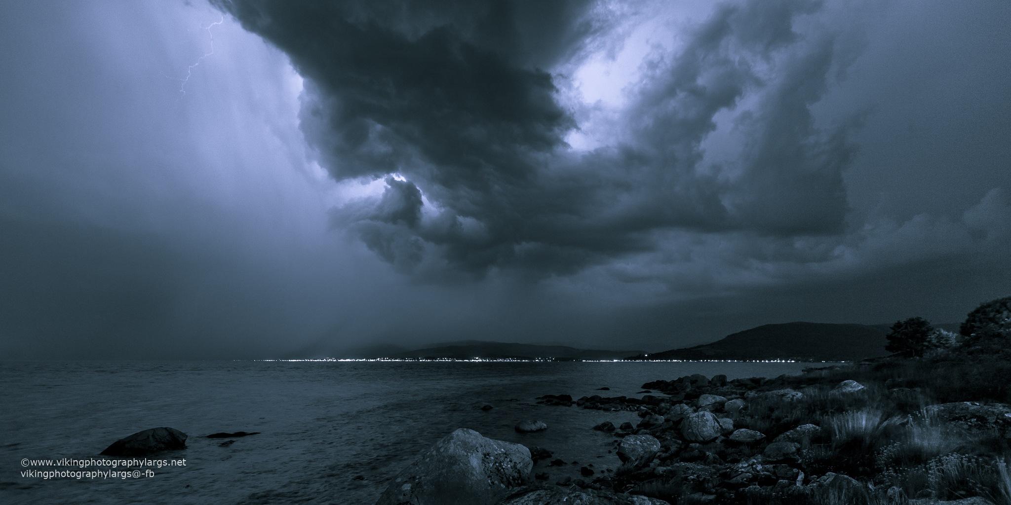 Lightning Strike  by Mark Lynch
