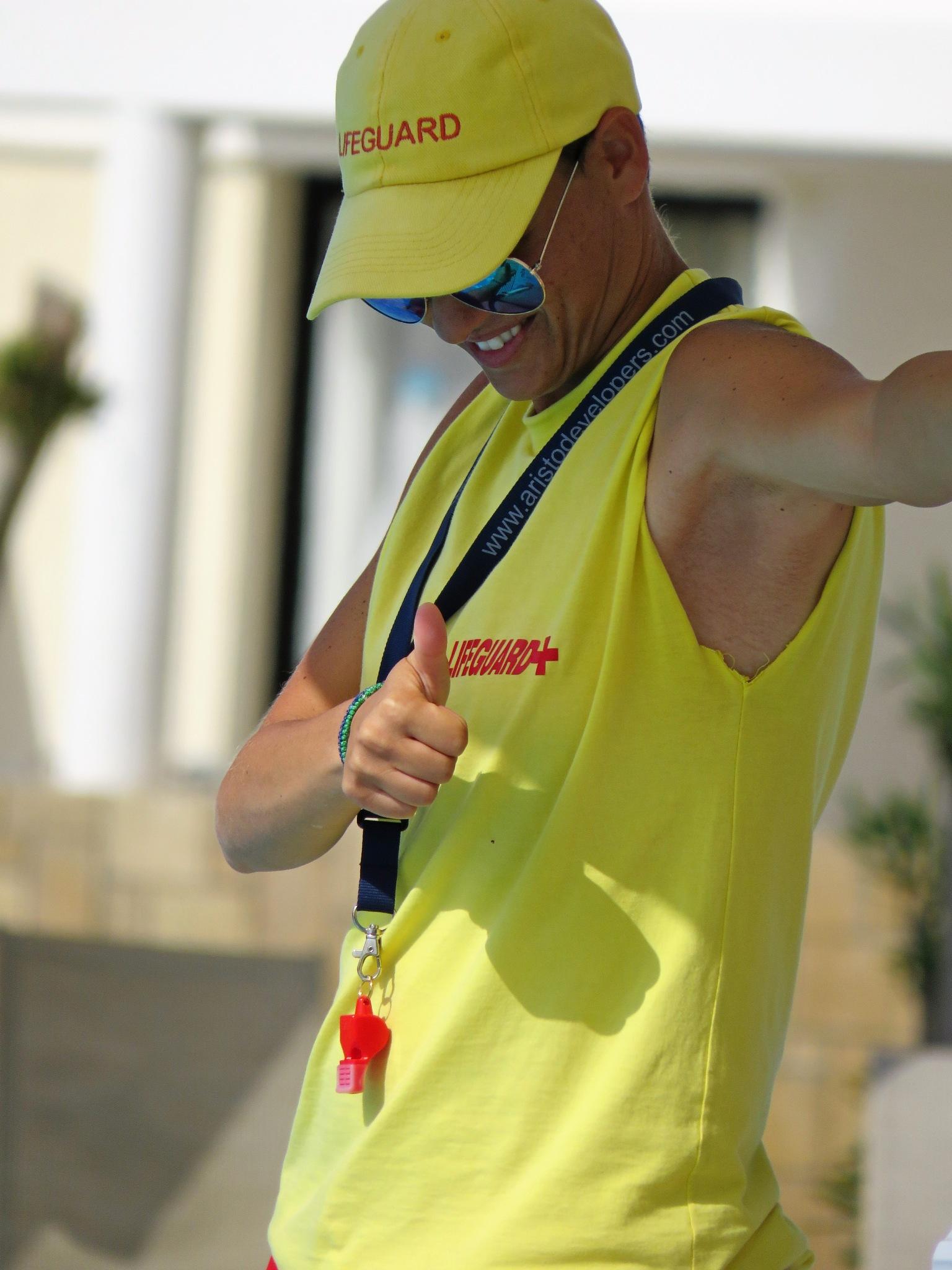 lifeguard by jeff butcher