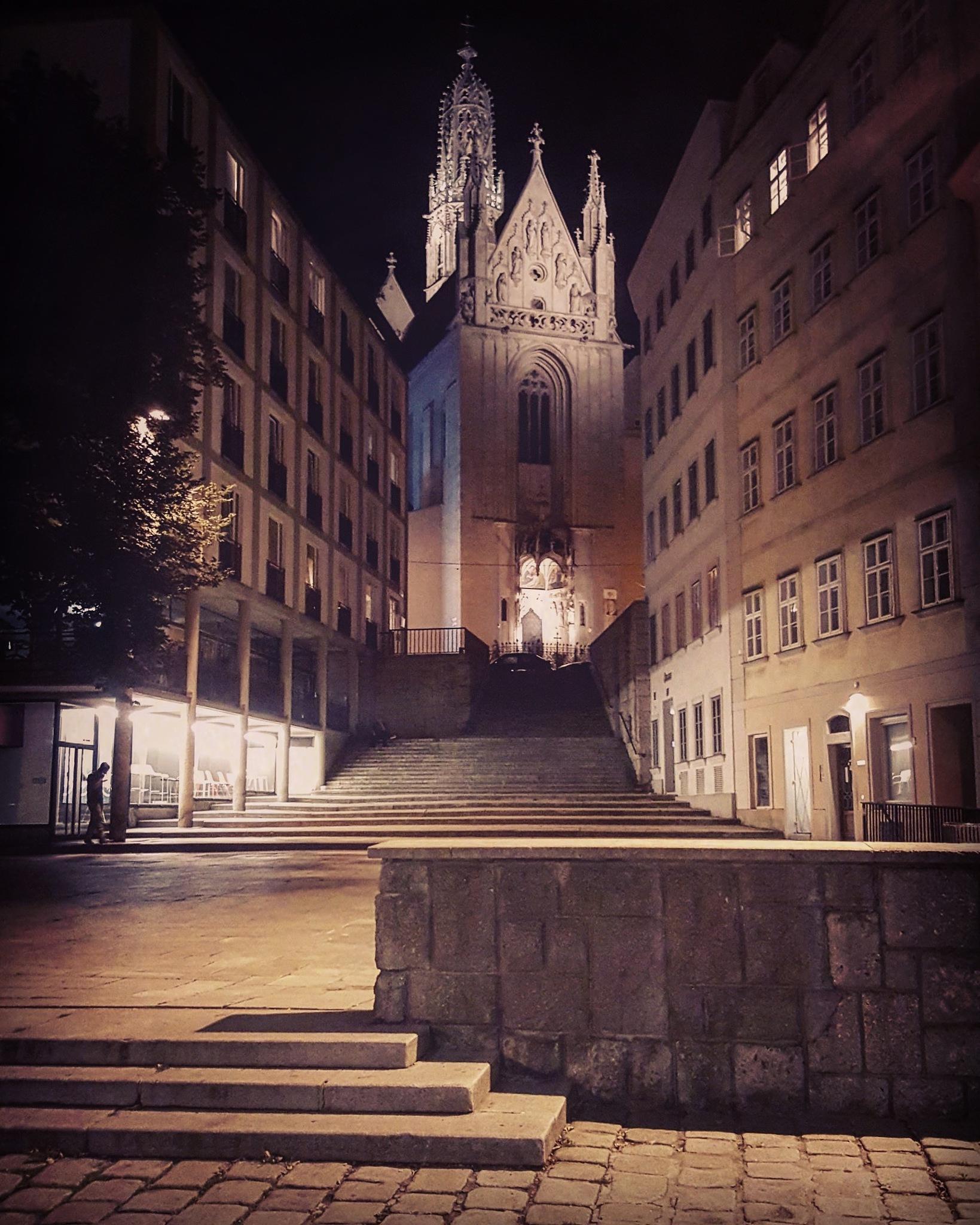 Vienna city by AristovArt