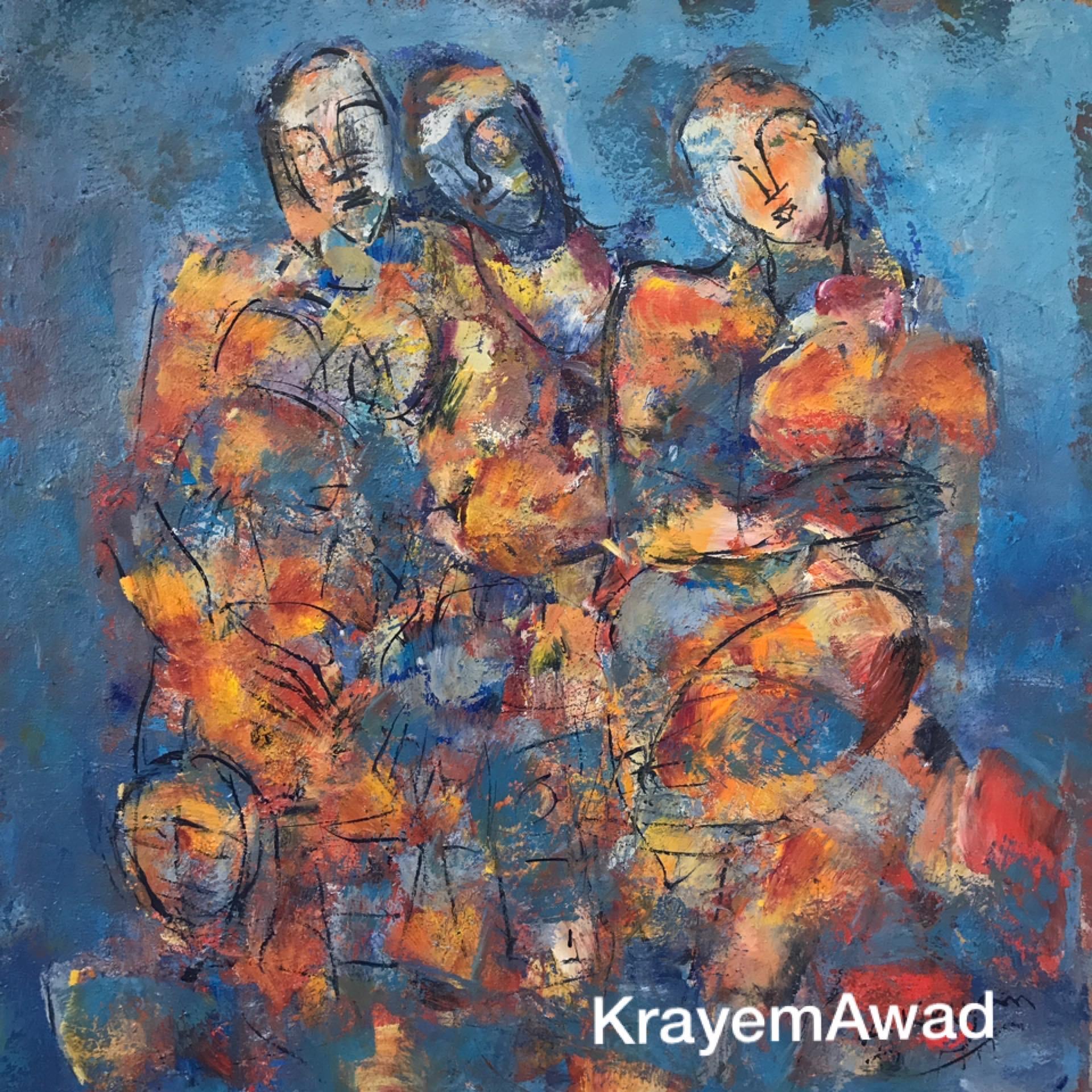 Untitled by Krayem Maria Awad