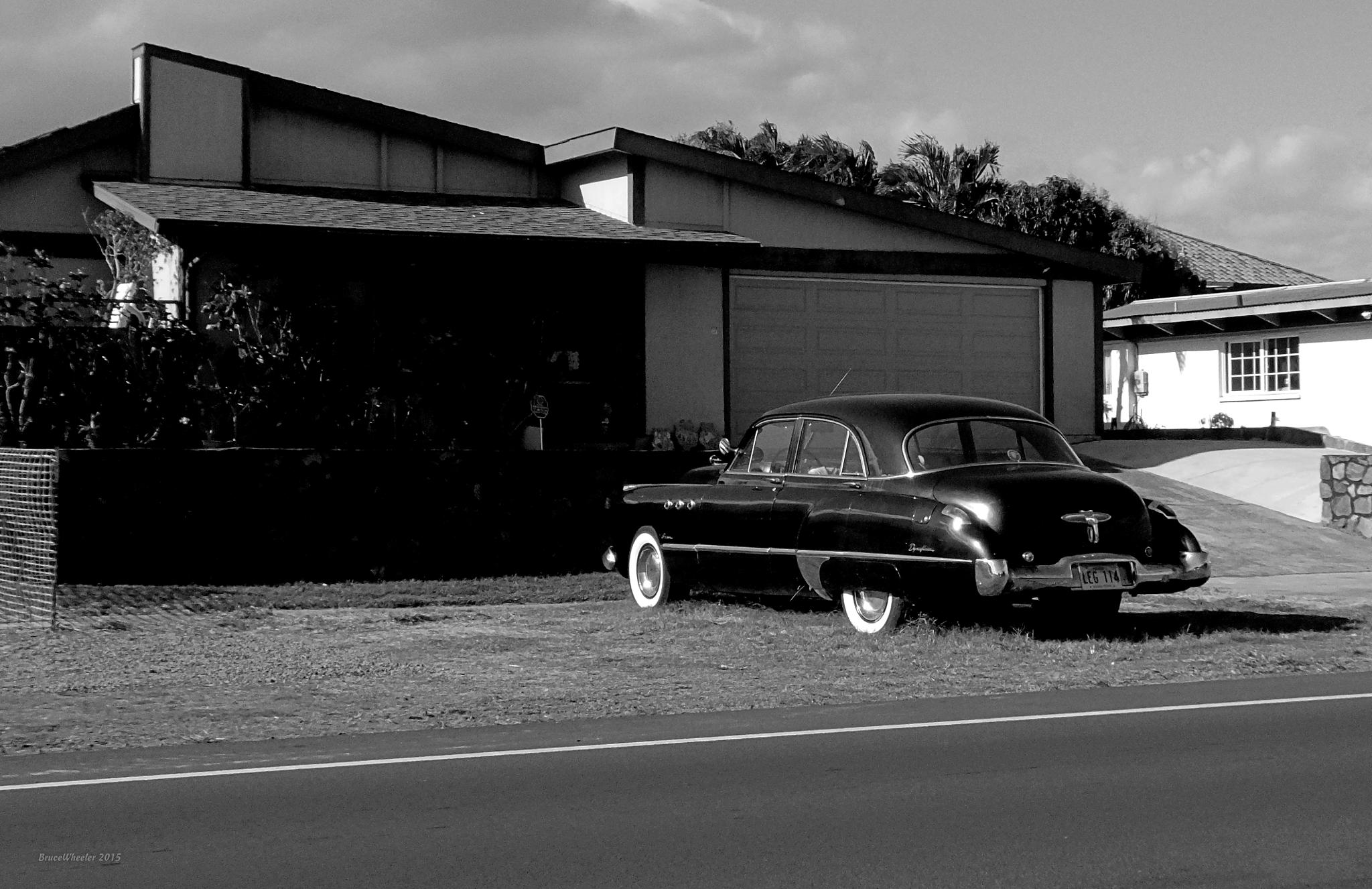 Period Piece ('49 Buick) by Bruce Wheeler