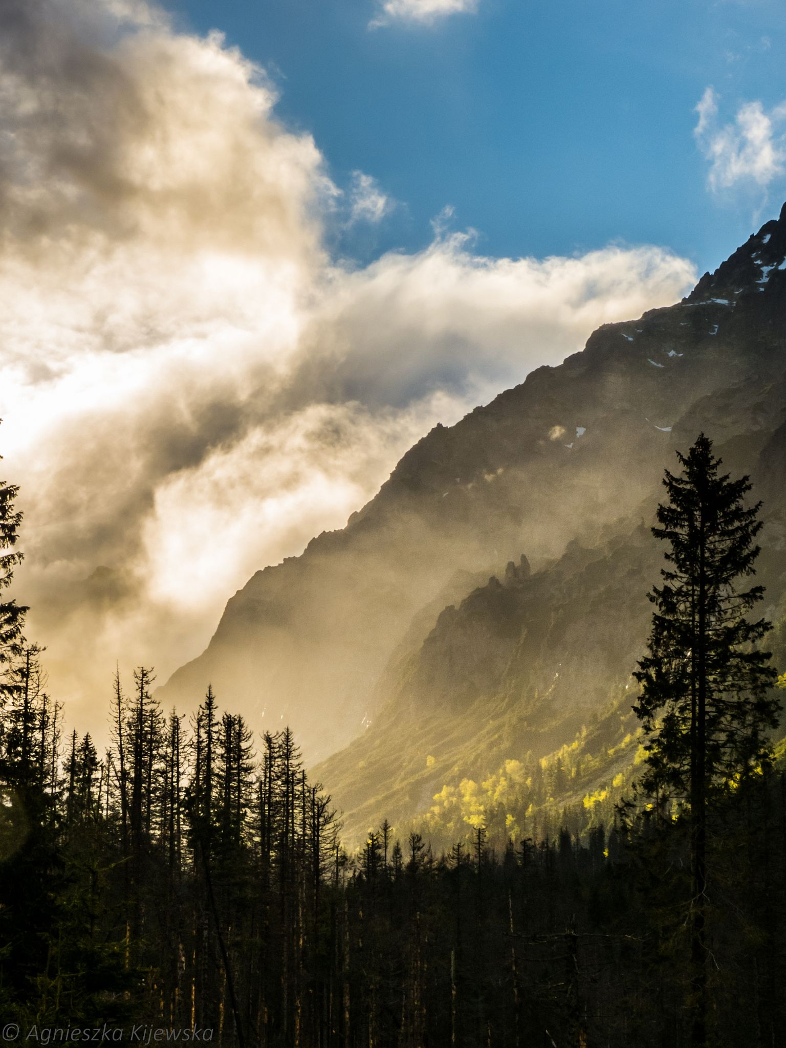 High Tatra Mountains by anisakissimplexc