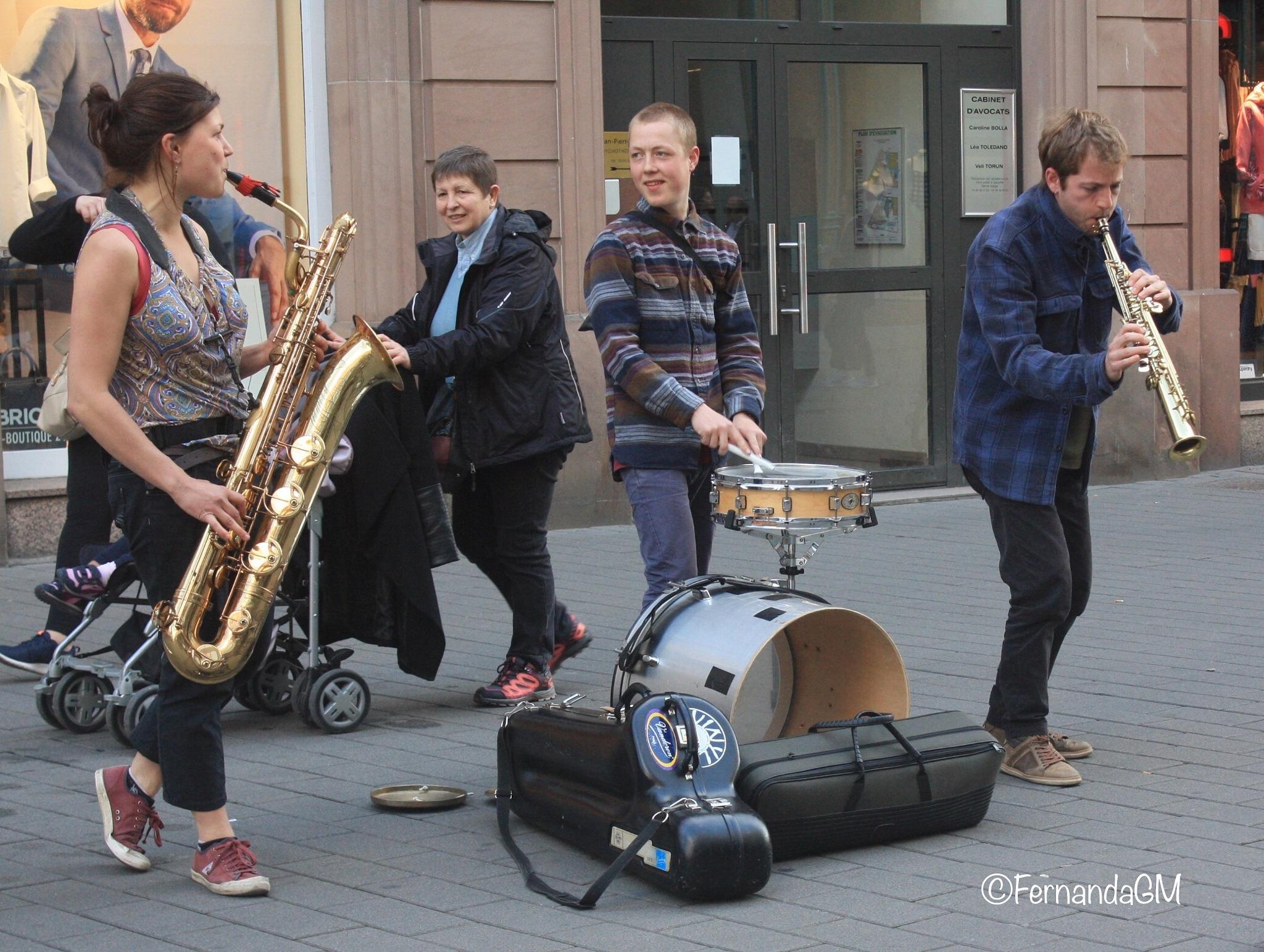 Jazz by FernandaGM