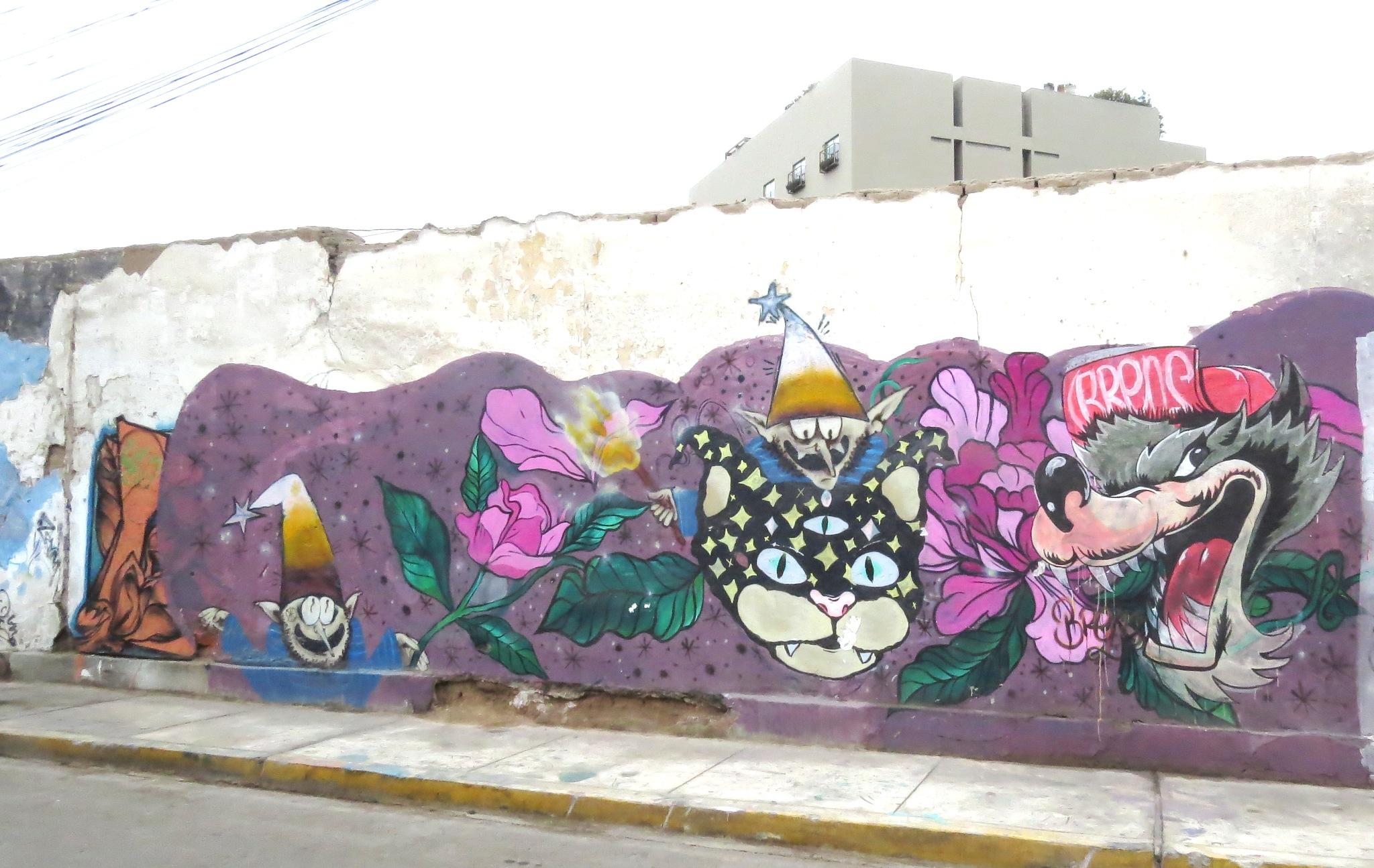 graffitti by Cesar Panizo