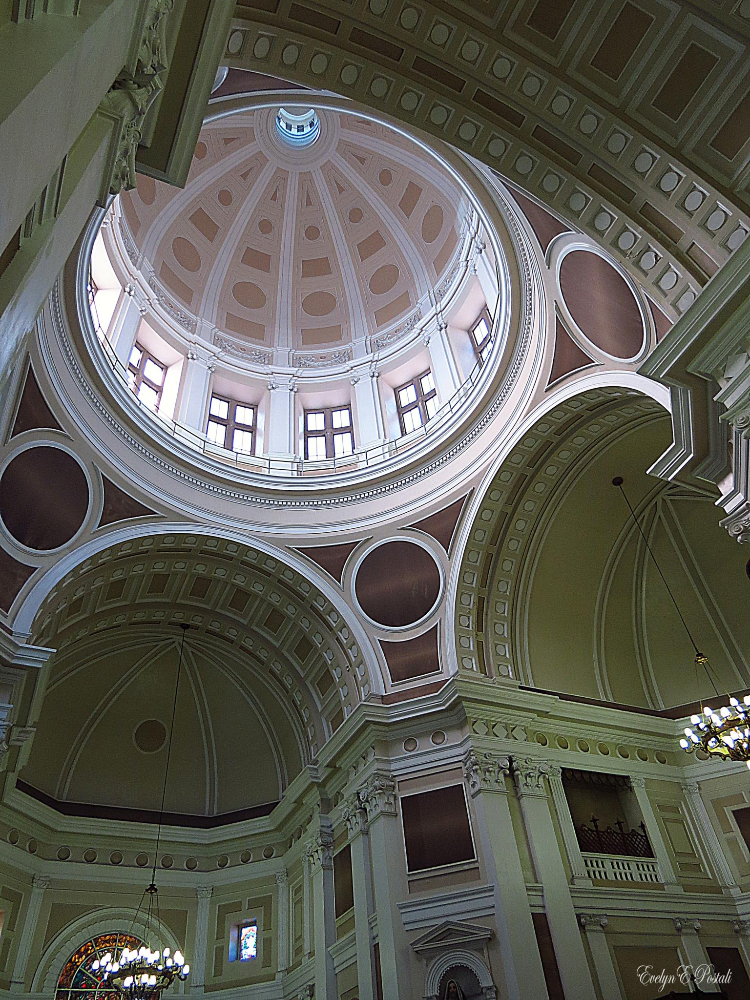 Photo in Architecture #catedral #centro #arquitetura #architecture #interior #detalhe #porto alegre