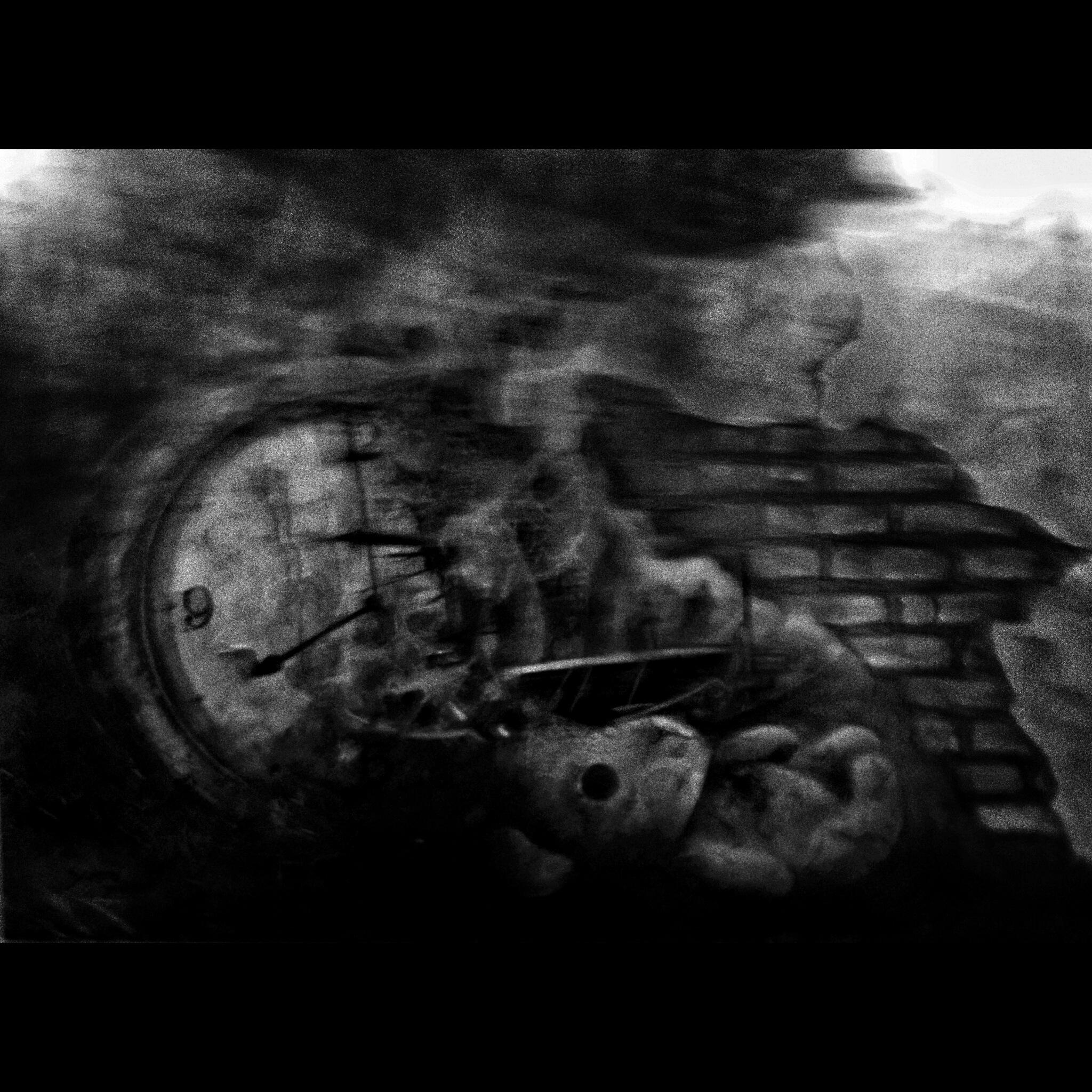 Time Hours Dark by M.Dhanil Maulana