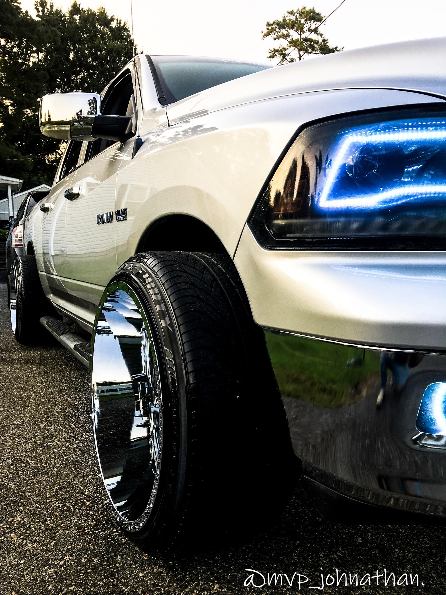 Dodge Ram. by Jesus Martinez
