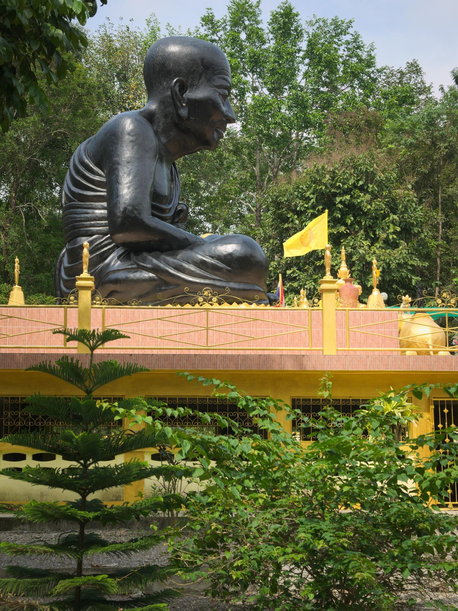A good-sized monk by TonyG