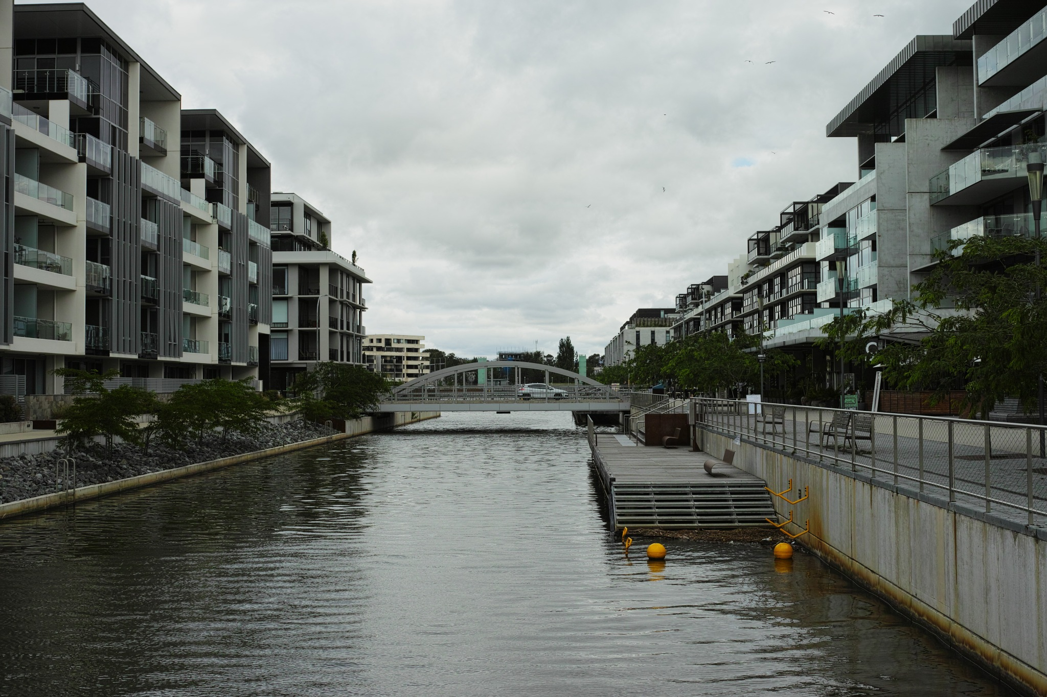 More housing at the canal by TonyG