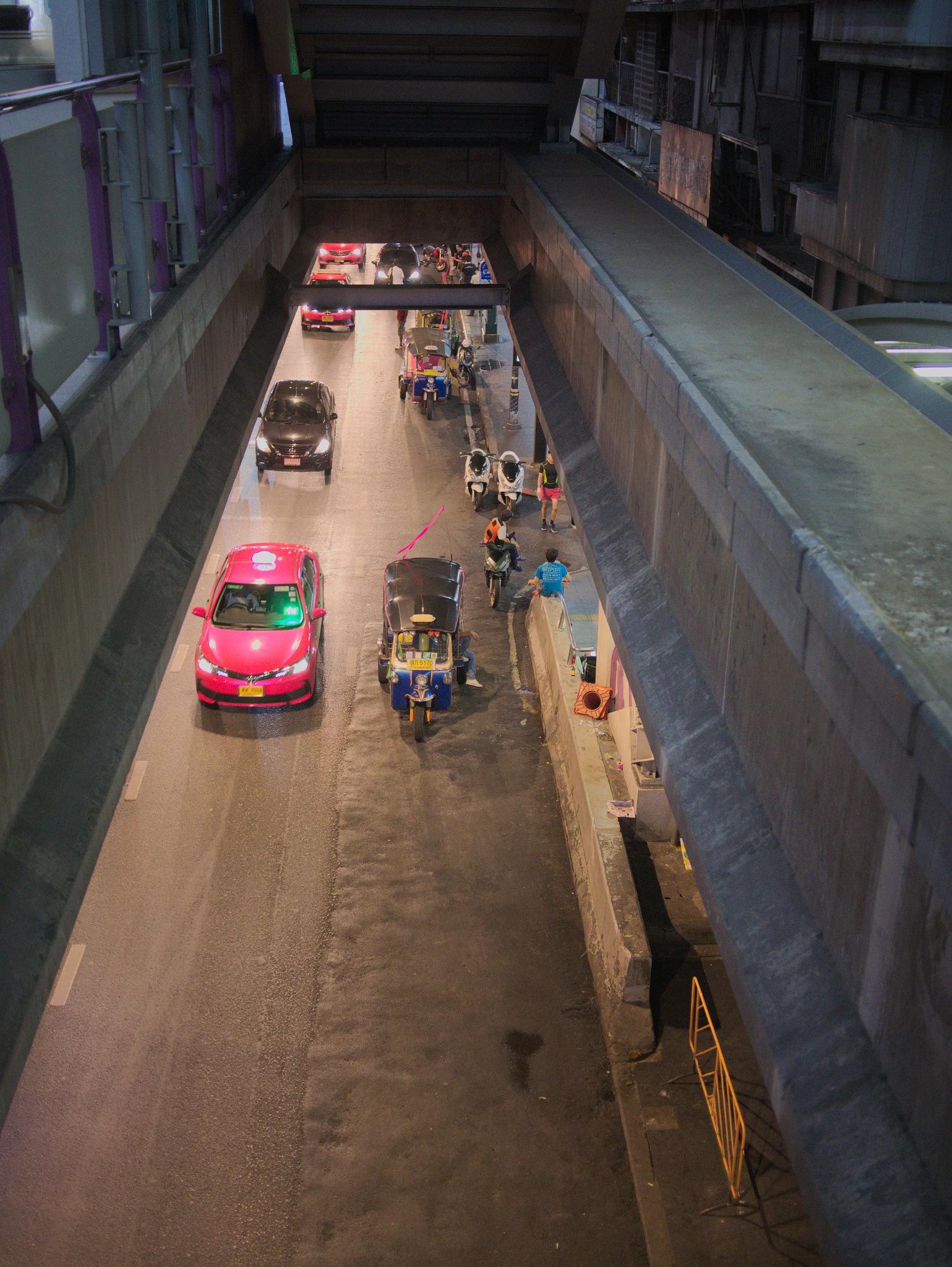 Bangkok- traffic below!  by TonyG