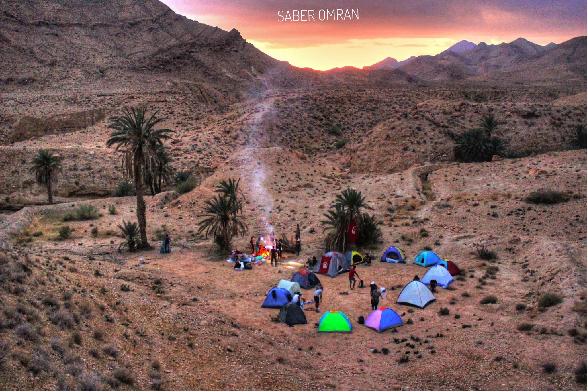 Gafsa Sud de la Tunisie  by Saber Omran