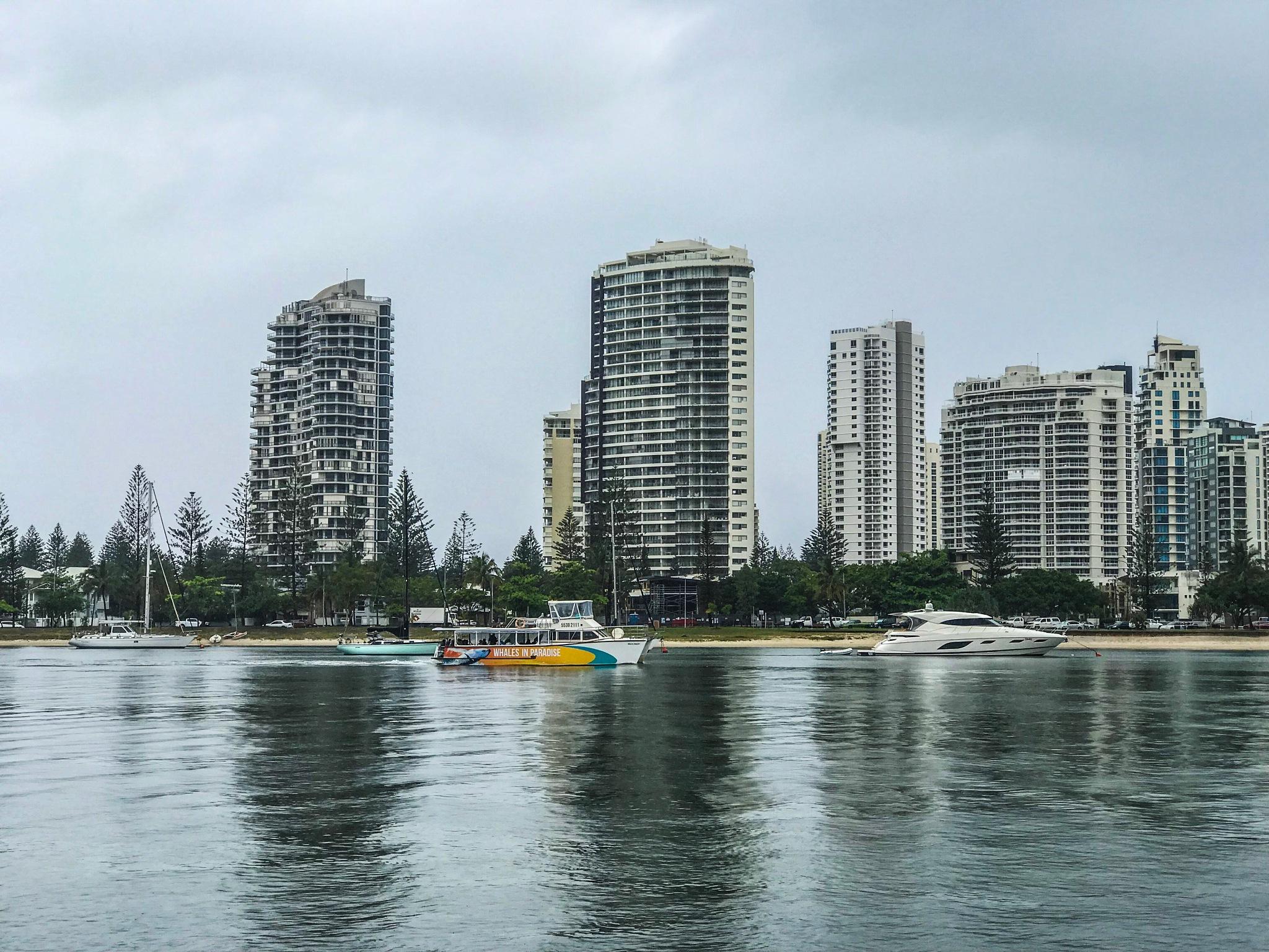 Gold Coast by Daz Laughton