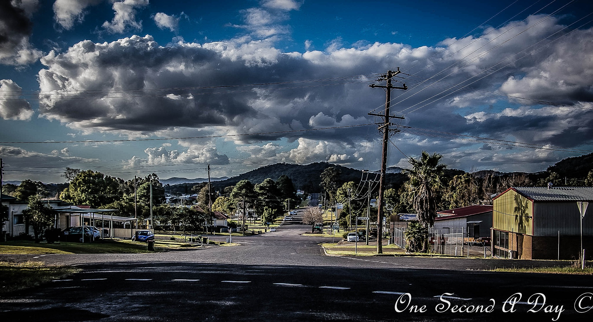 Street View by Daz Laughton