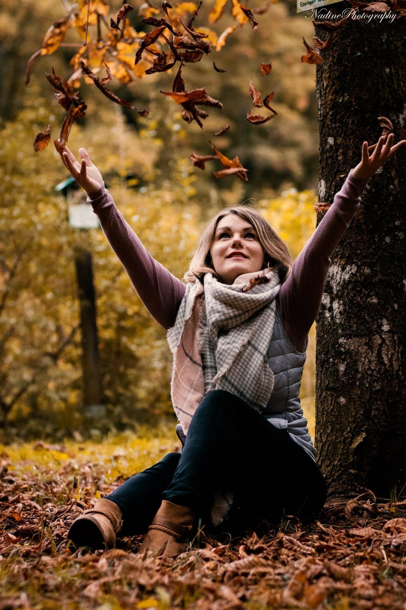 Herbstshooting Anja by Nadine