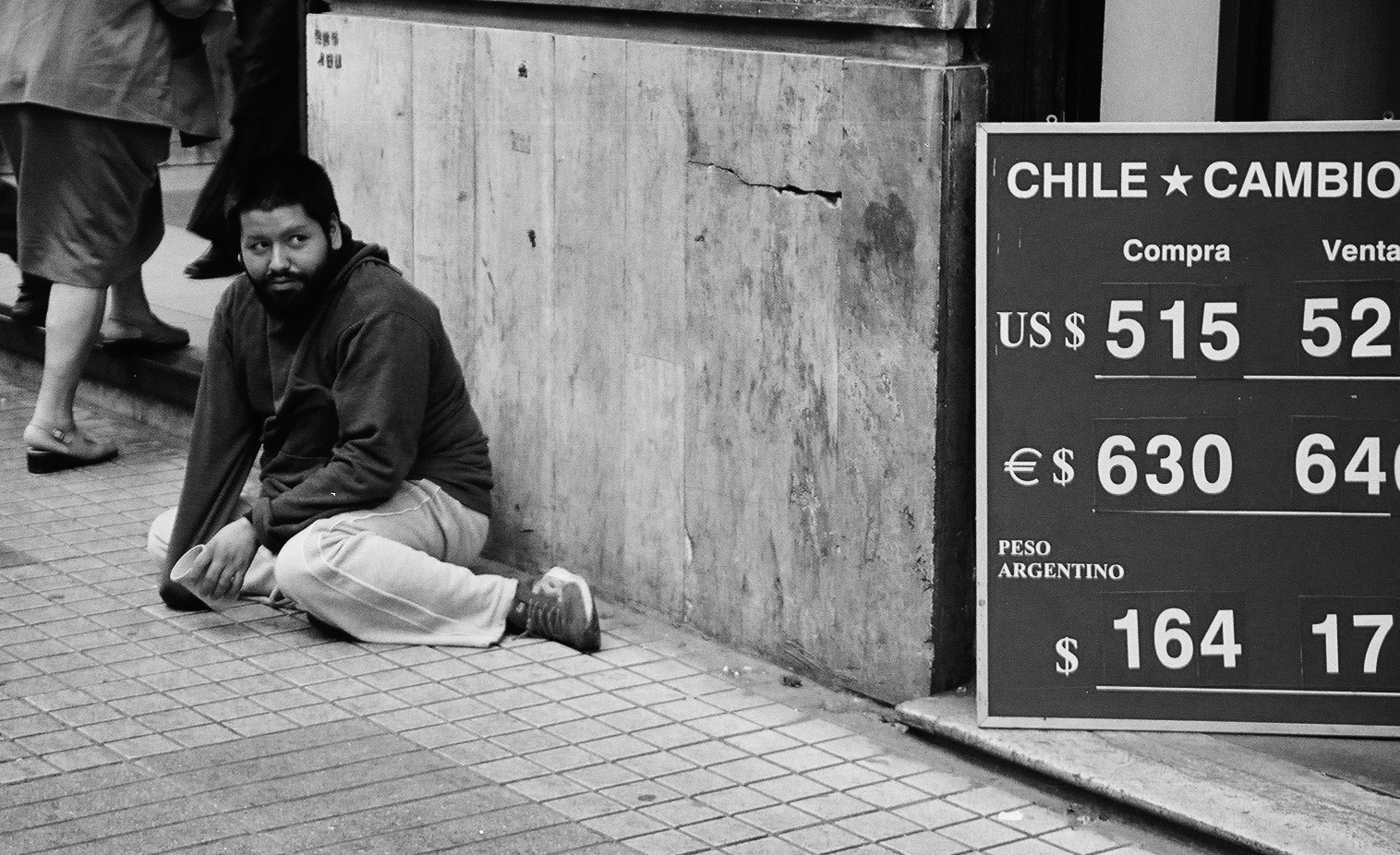Chile *Cambio  by Colectivo Flashderelleno