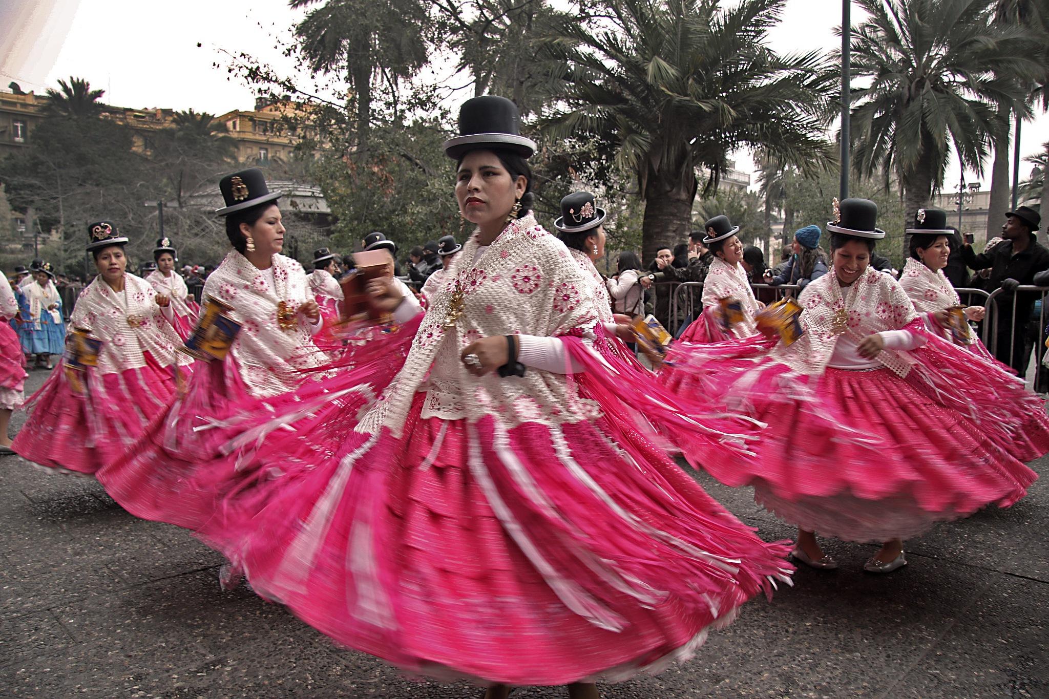 Día de Bolivia  by Colectivo Flashderelleno