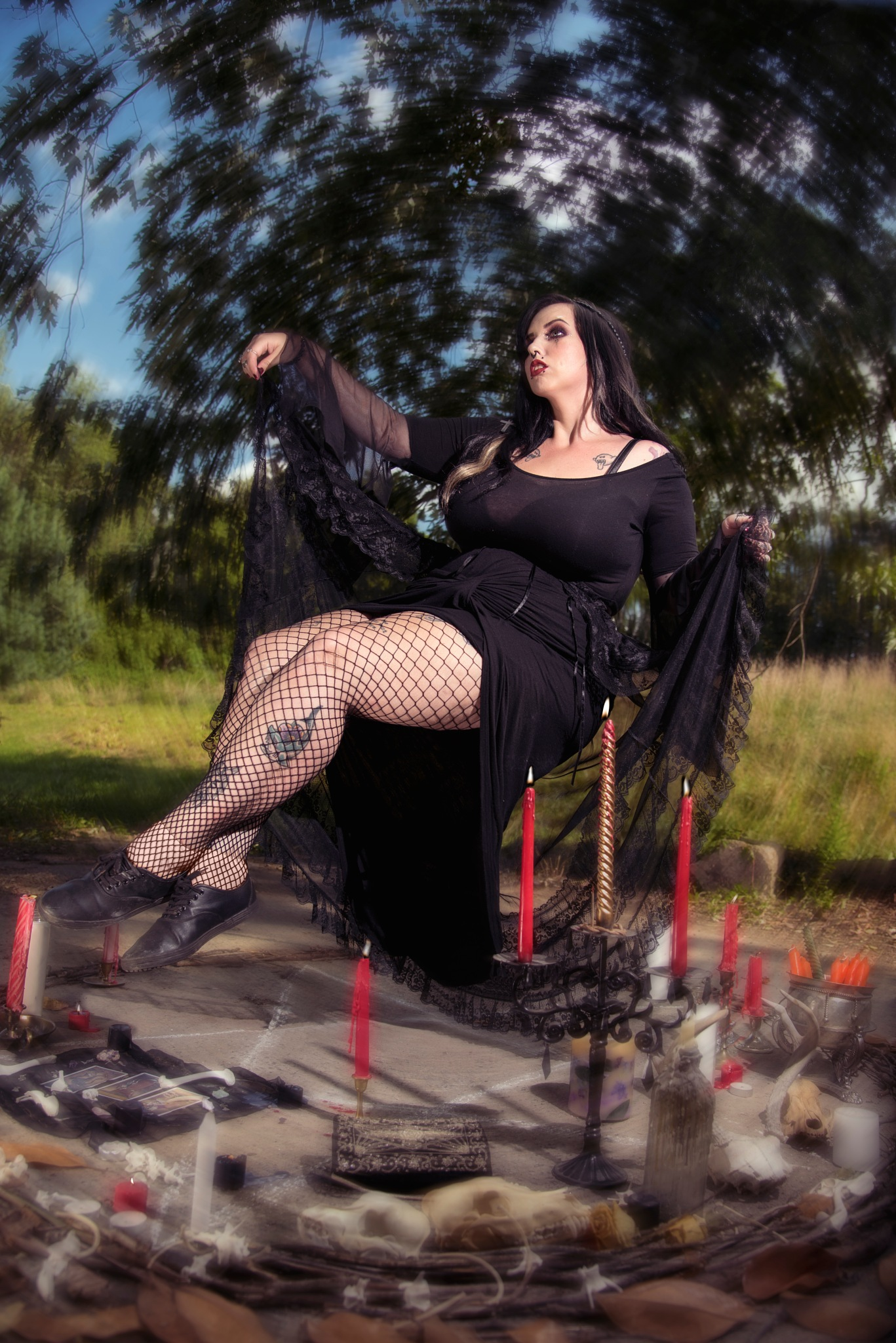 Witch by WurmwoodPhotography