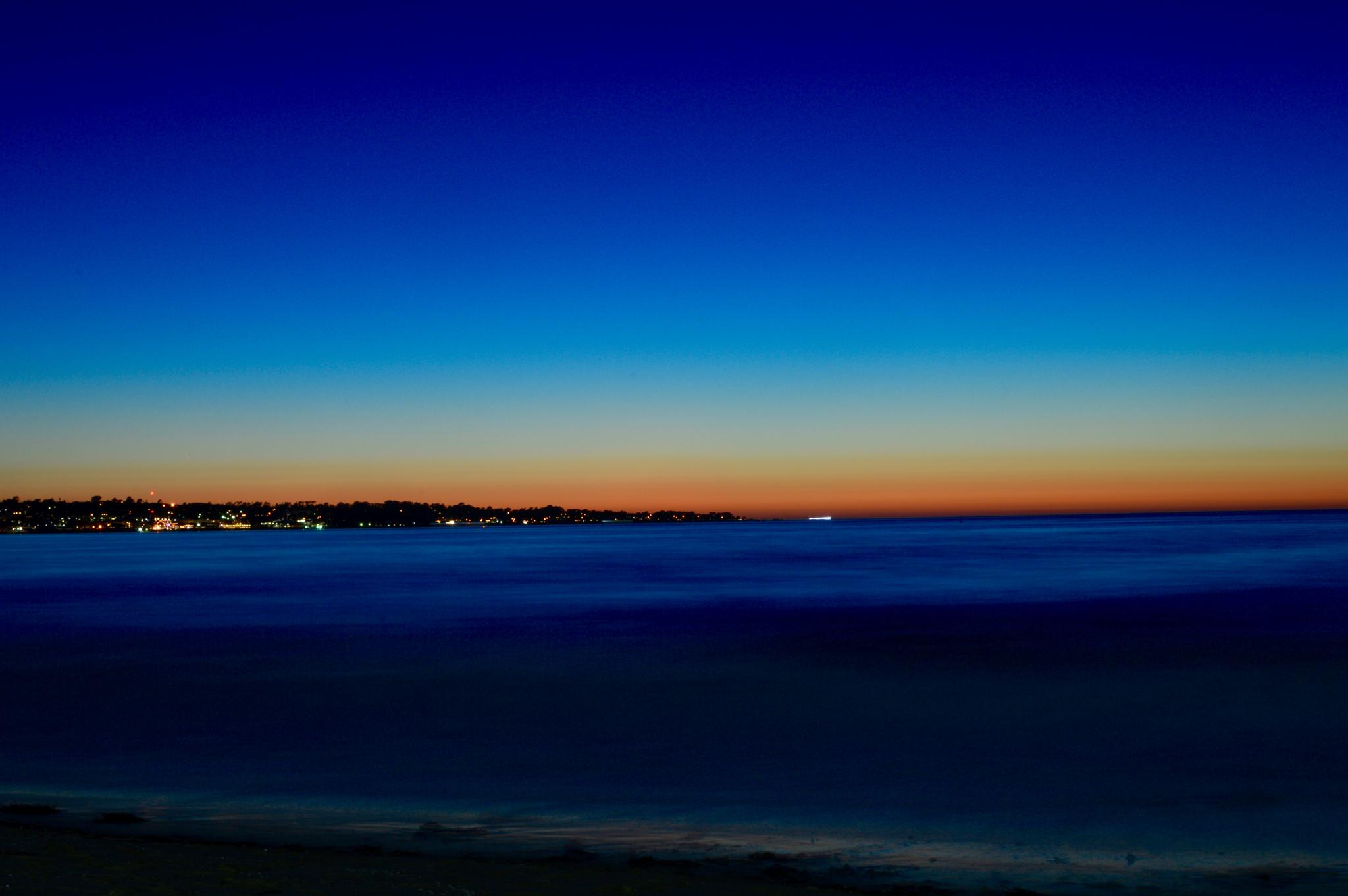 Monterey by Night by Antoine.J Photography