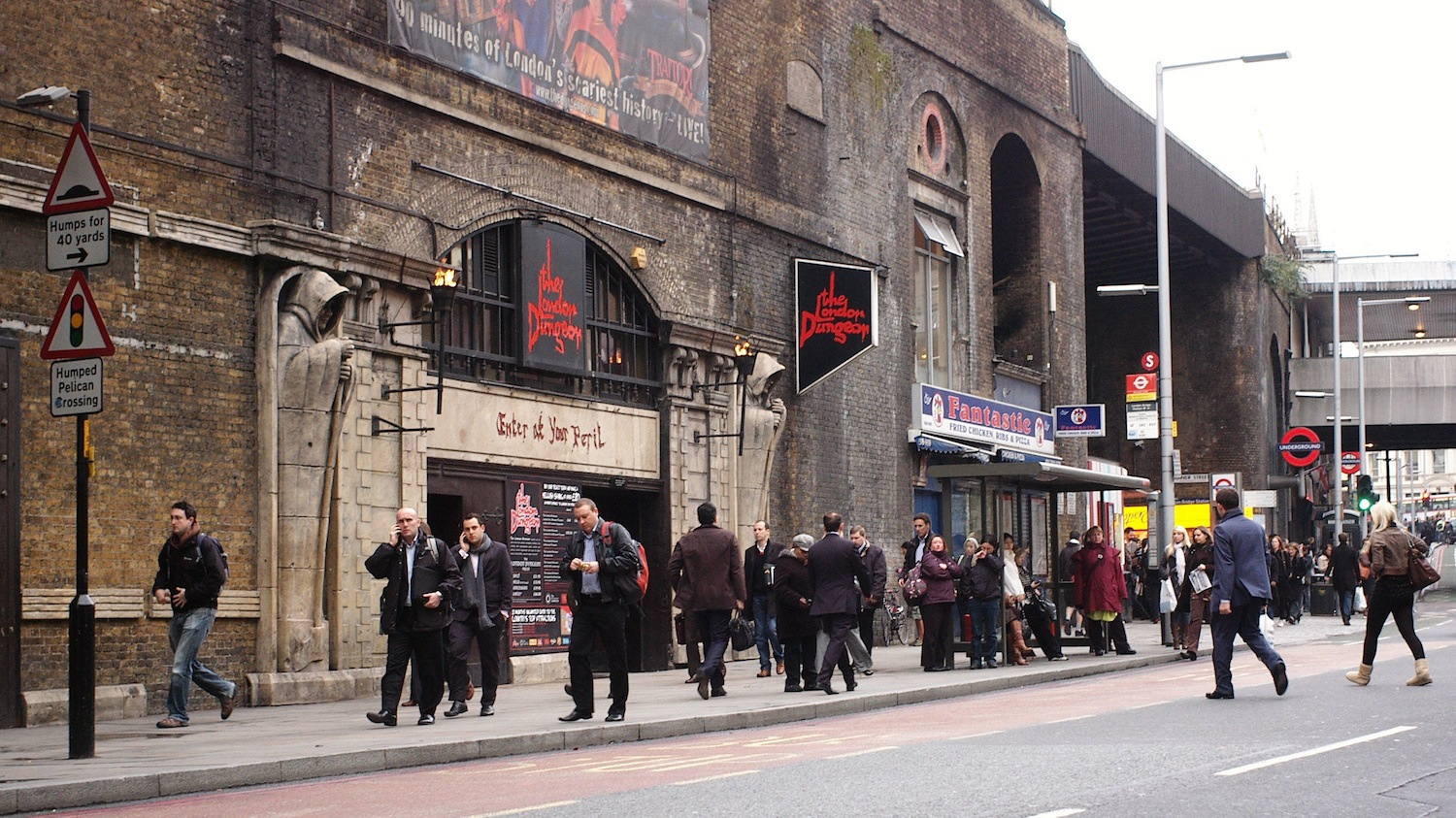 London dungeon by gogodiscover