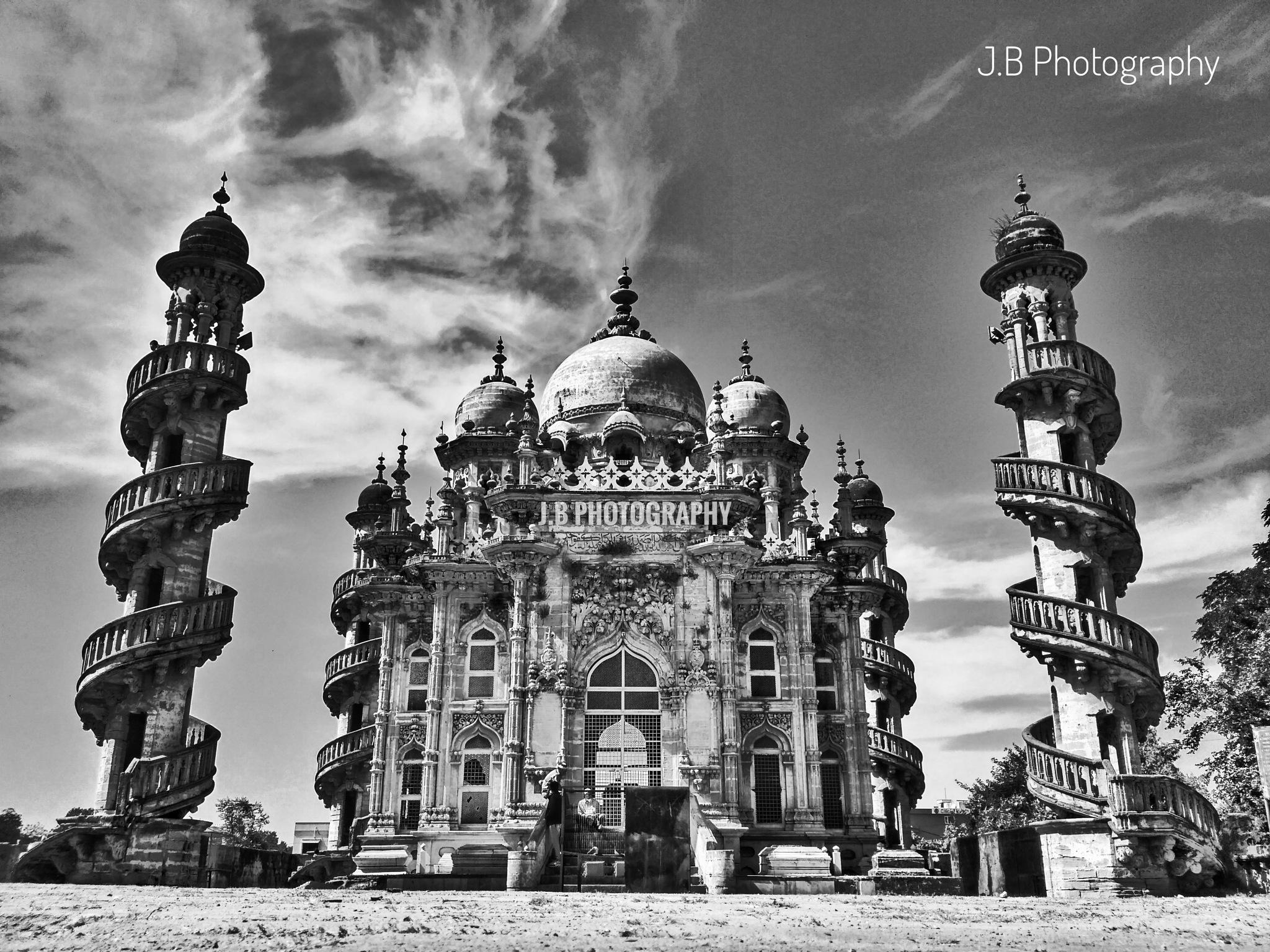 Mahabat Maqbara by Jay Bhinde