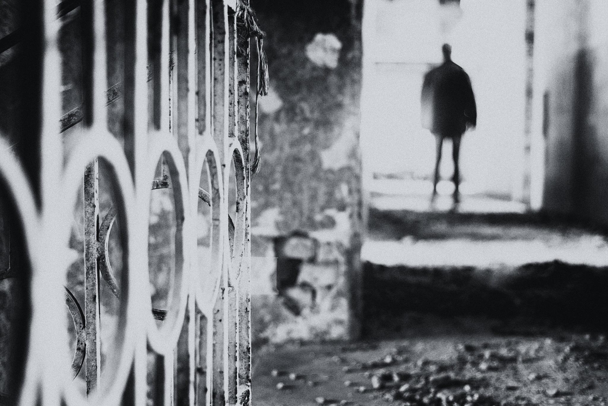 Creepy moment by Nenad Milic