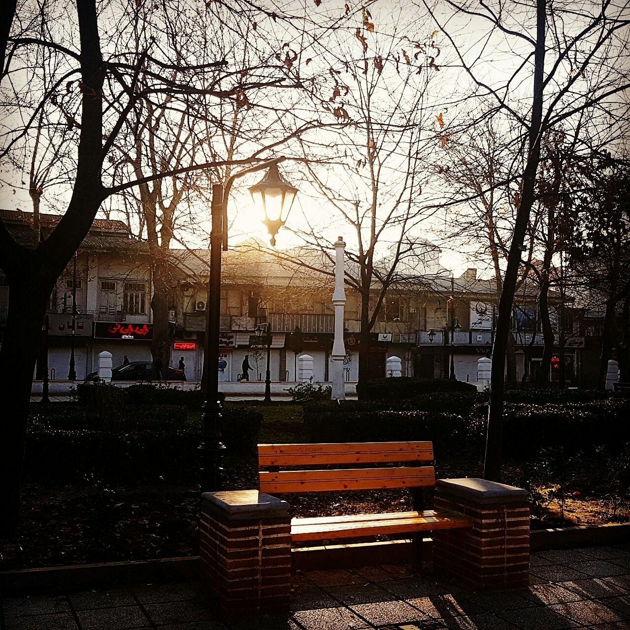 Good morning my city,Rasht by taherikambiz