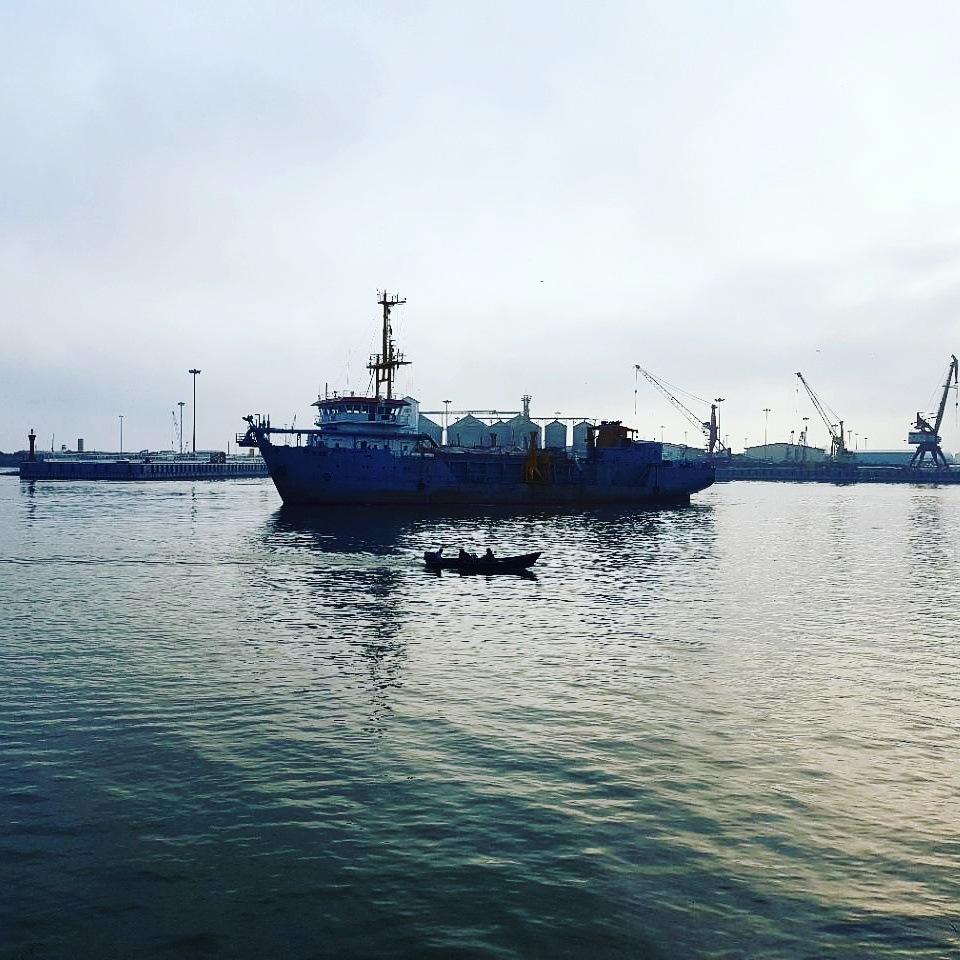 Anzali port1 by taherikambiz