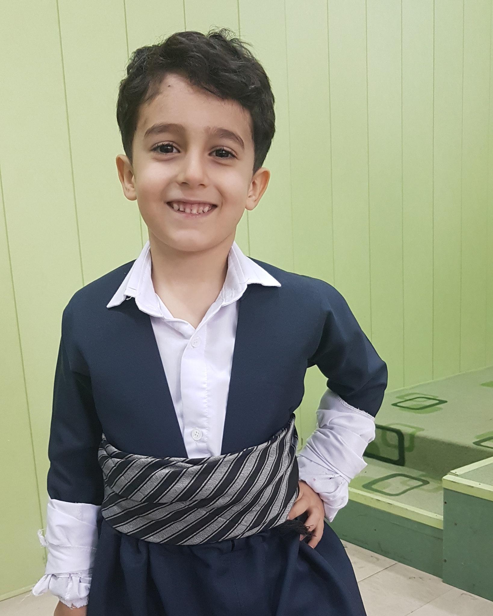 Iranian kurd boy by taherikambiz