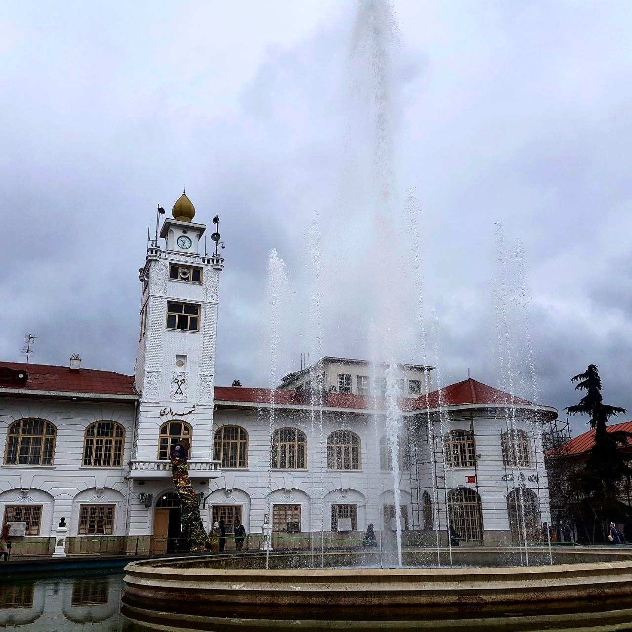 Rasht city by taherikambiz