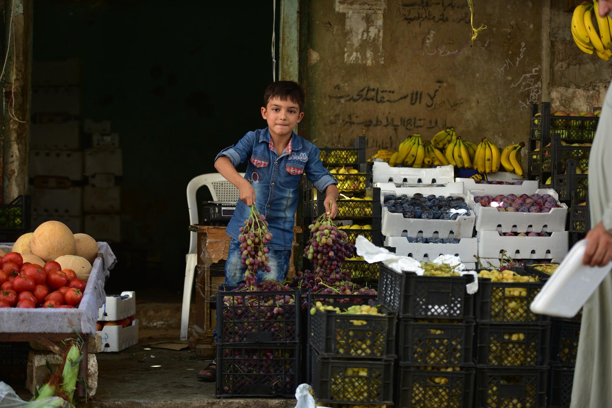 اطفال سوريا by abdAlftah