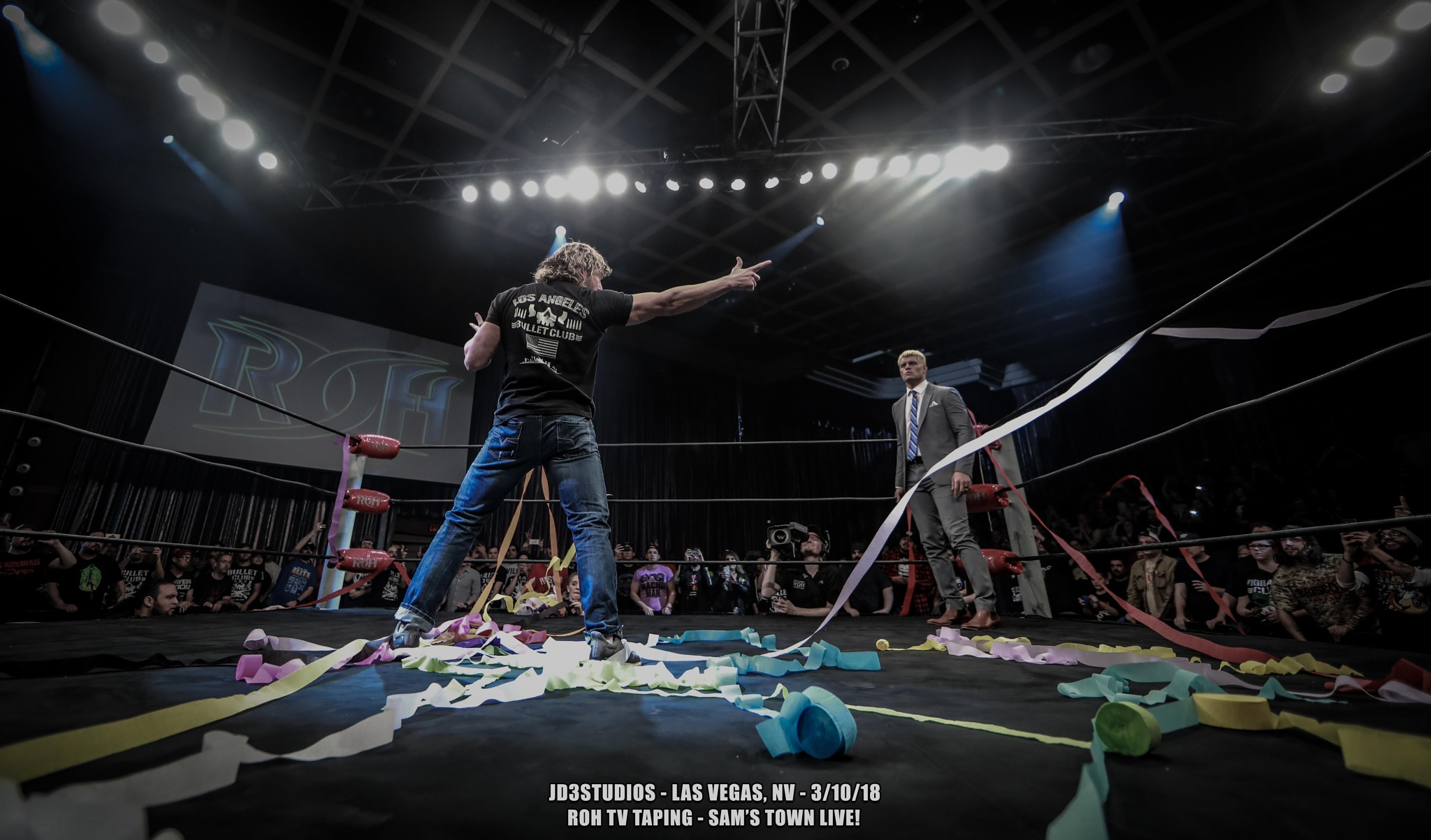 Kenny Omega - Ring of Honor Wrestling by JD3Studios l Joseph DeFalco III
