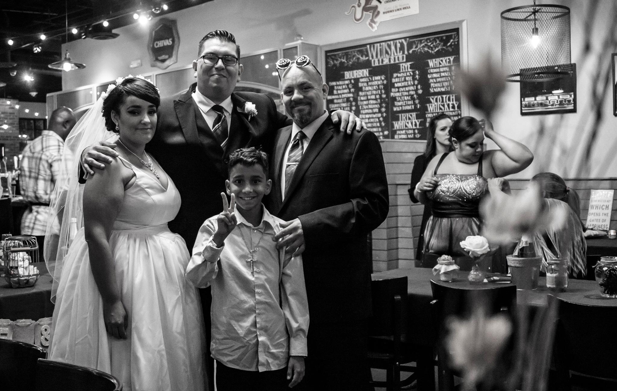 Family Portrait - Wedding Collection by JD3Studios l Joseph DeFalco III