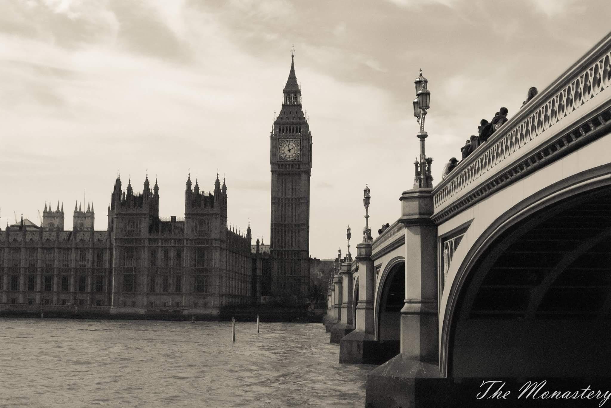 Big ben by TheMonasteryphotography