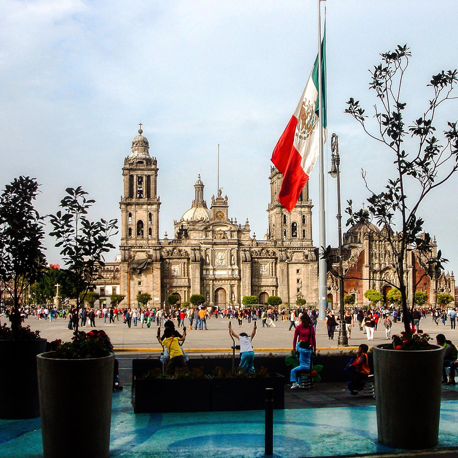 Viva México by indianatog