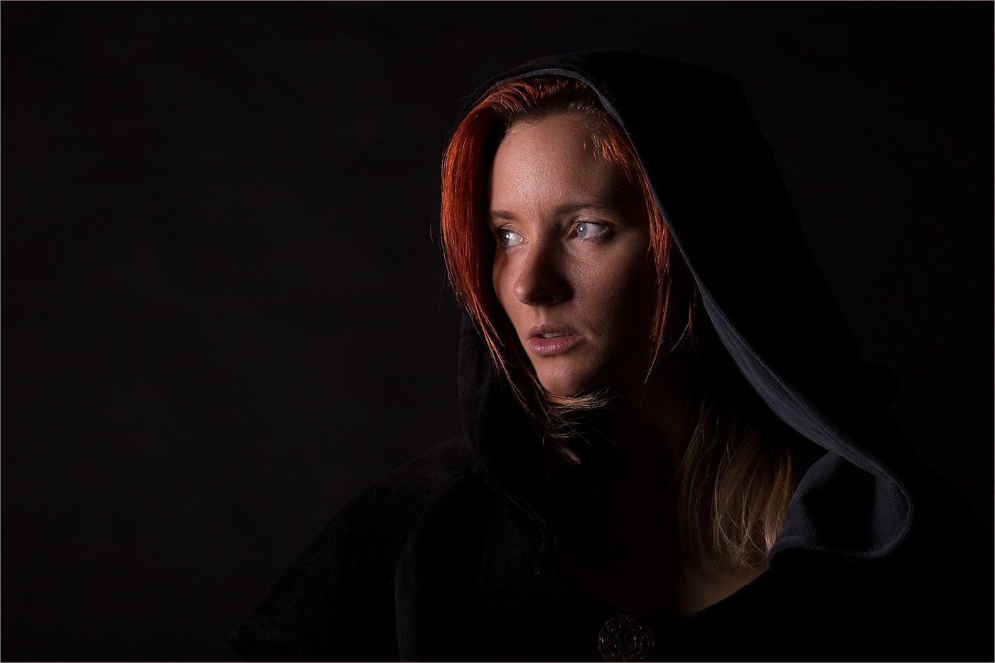 In The Dark by Richard Harding