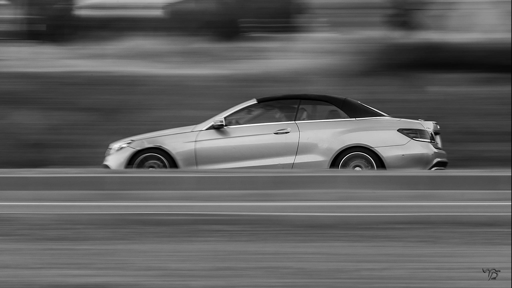 Mercedes Panning by Dedem
