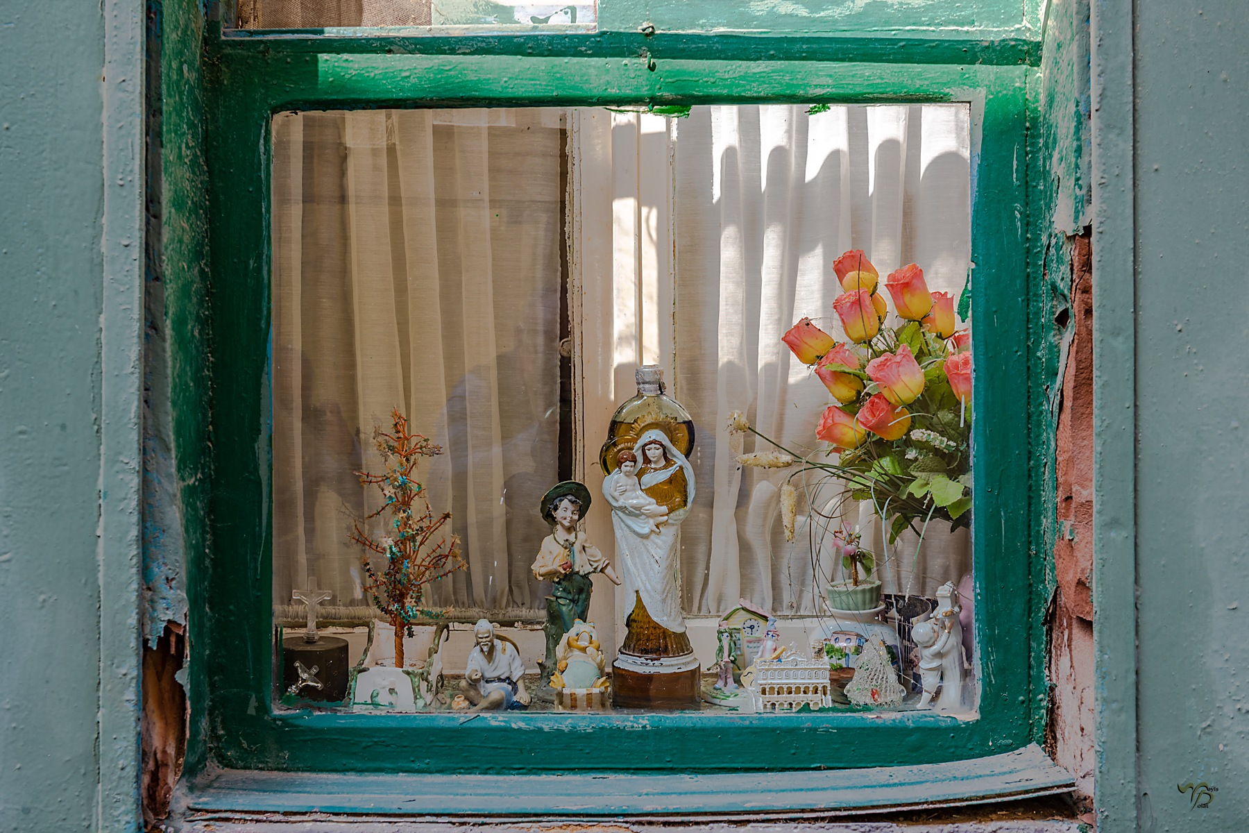 A window on the island of Chios.. by Dedem