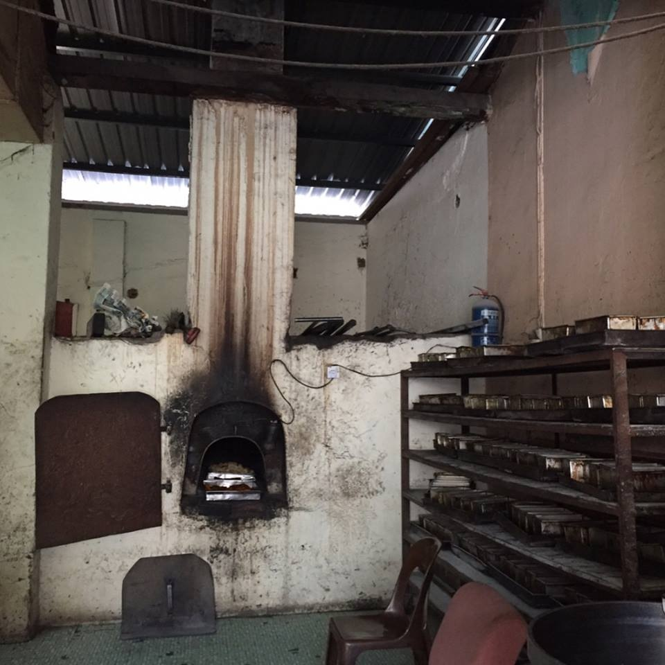 Bakery shop Wood oven since 1937 by amie