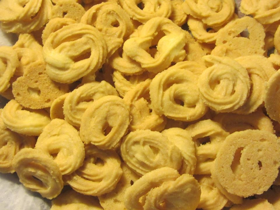 Butter cookies by amie