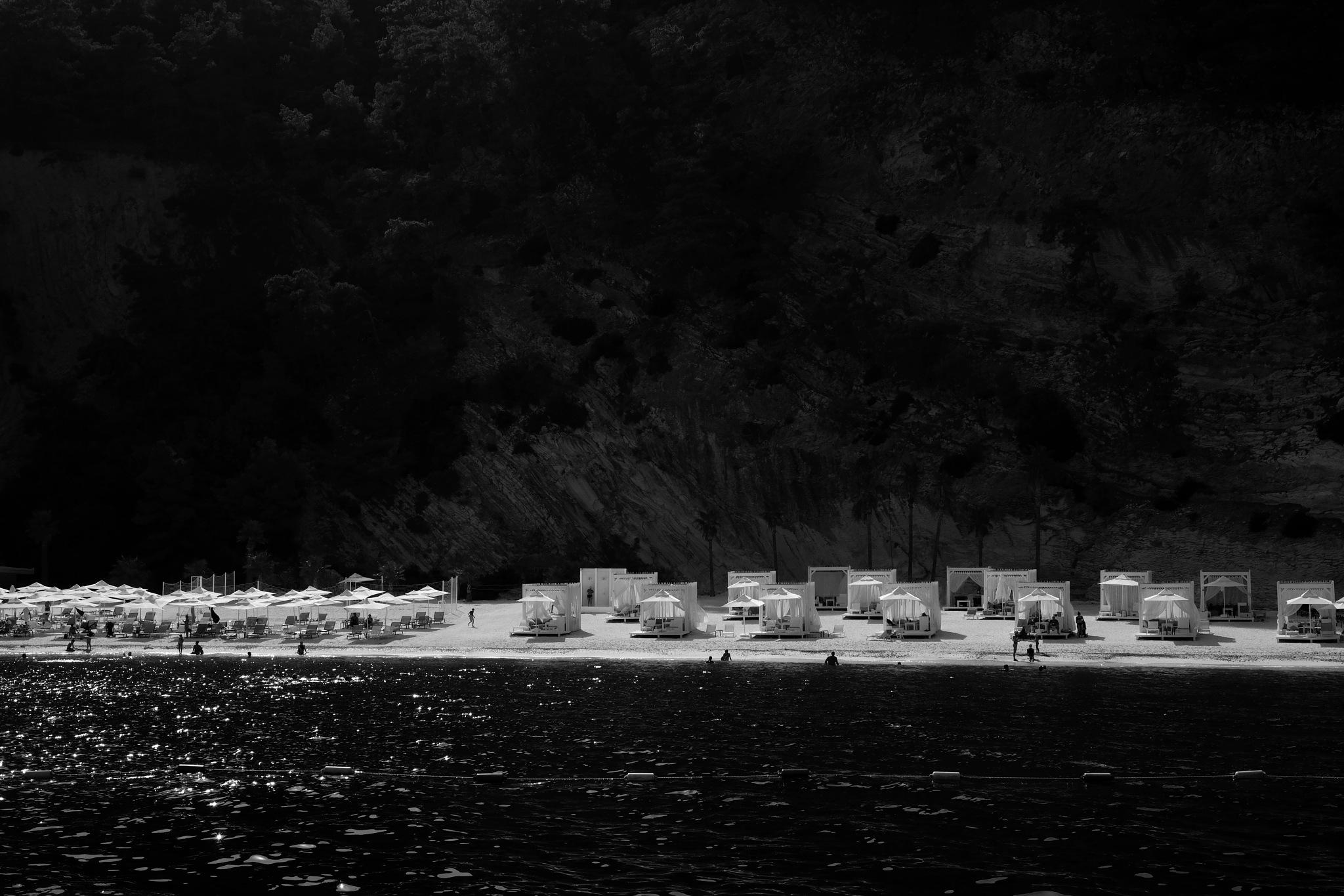 beach-facilities by Muhsin Özcan