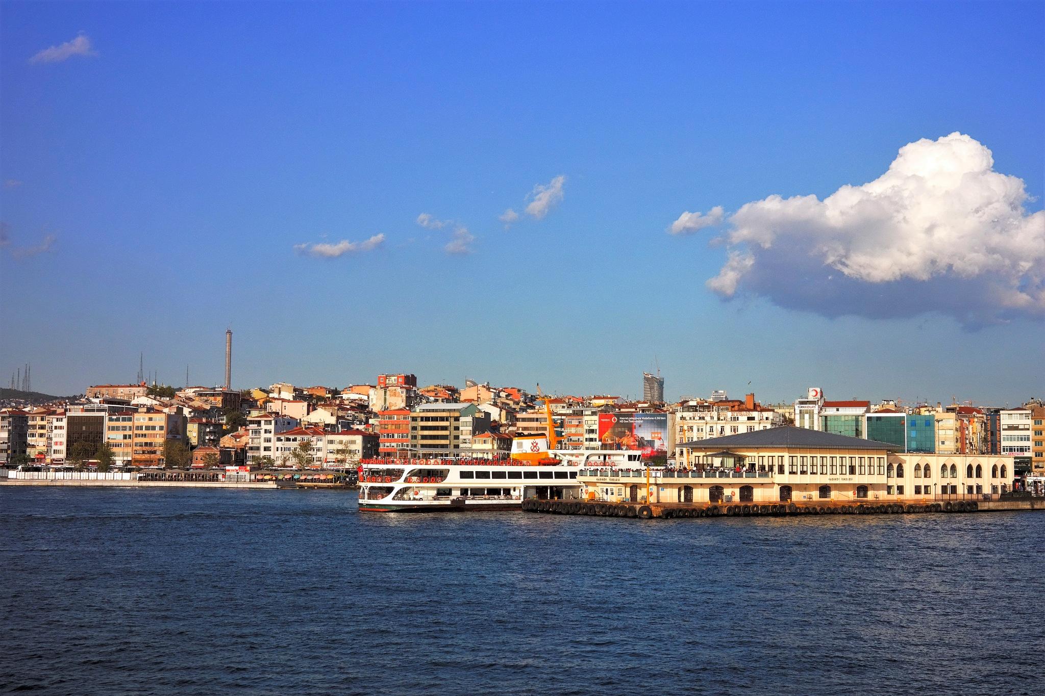 cityscape-kadıköy by Muhsin Özcan
