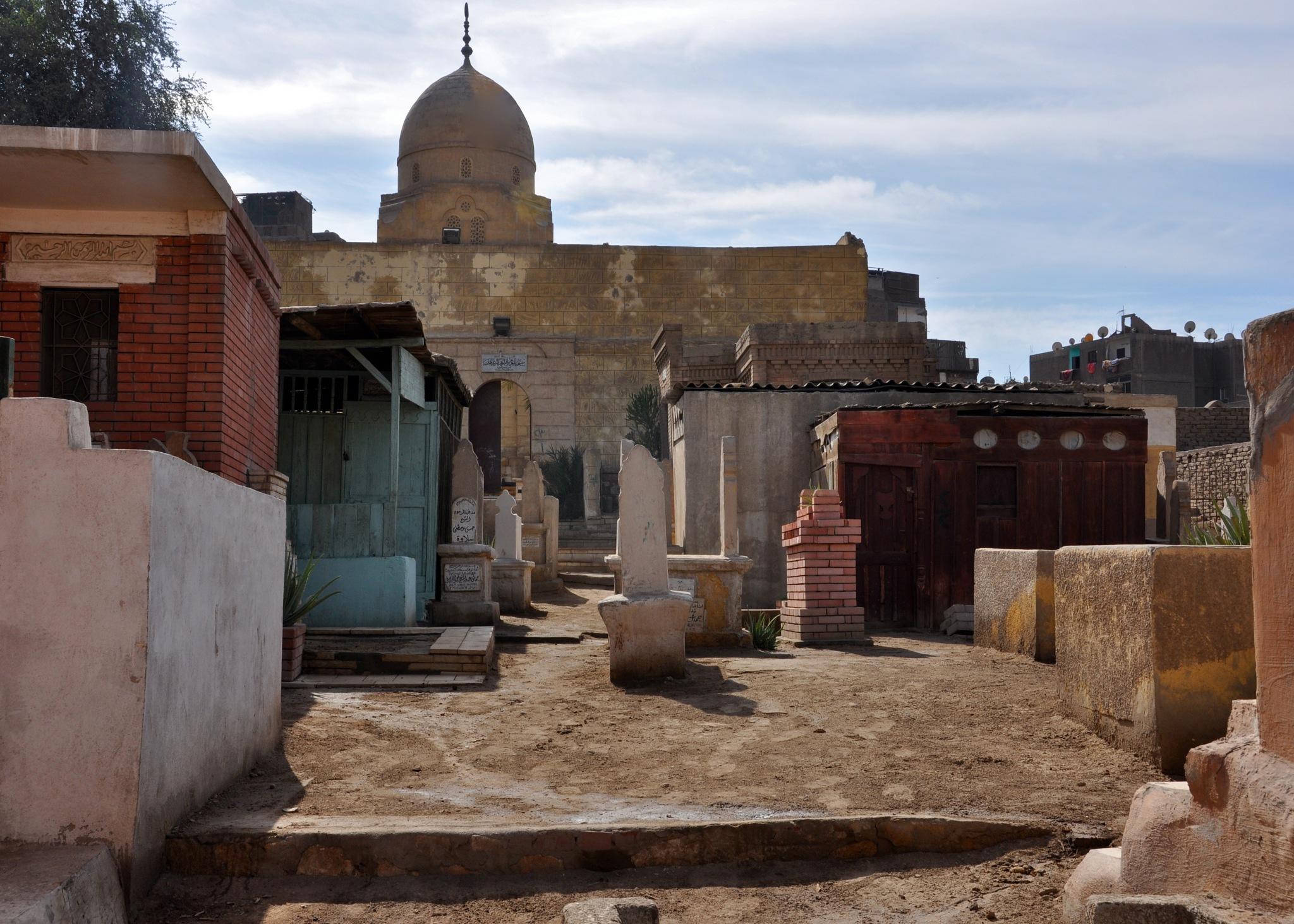 City of the Dead, Cairo by kfboland125
