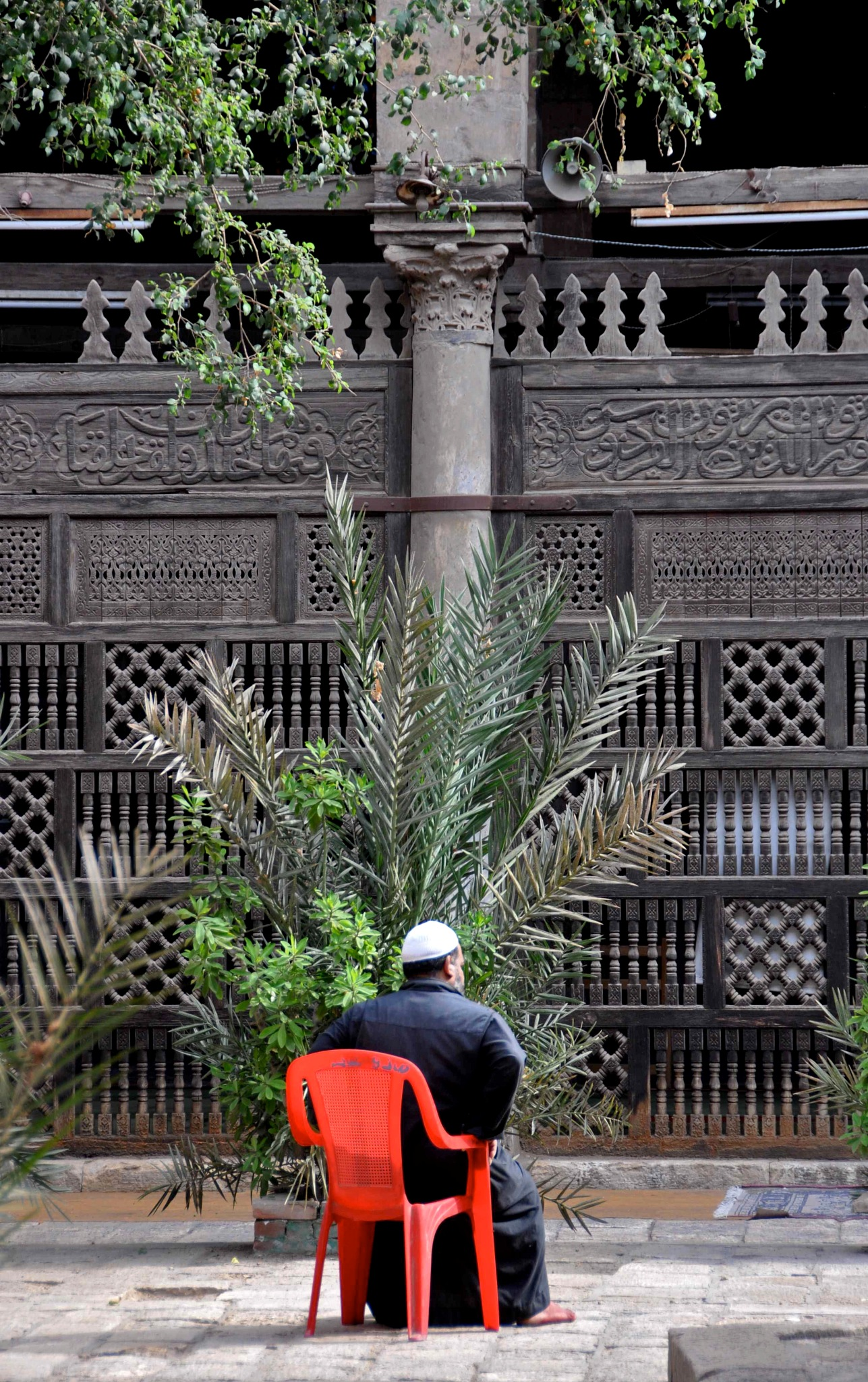 Mosque, Old Islamic Cairo by kfboland125