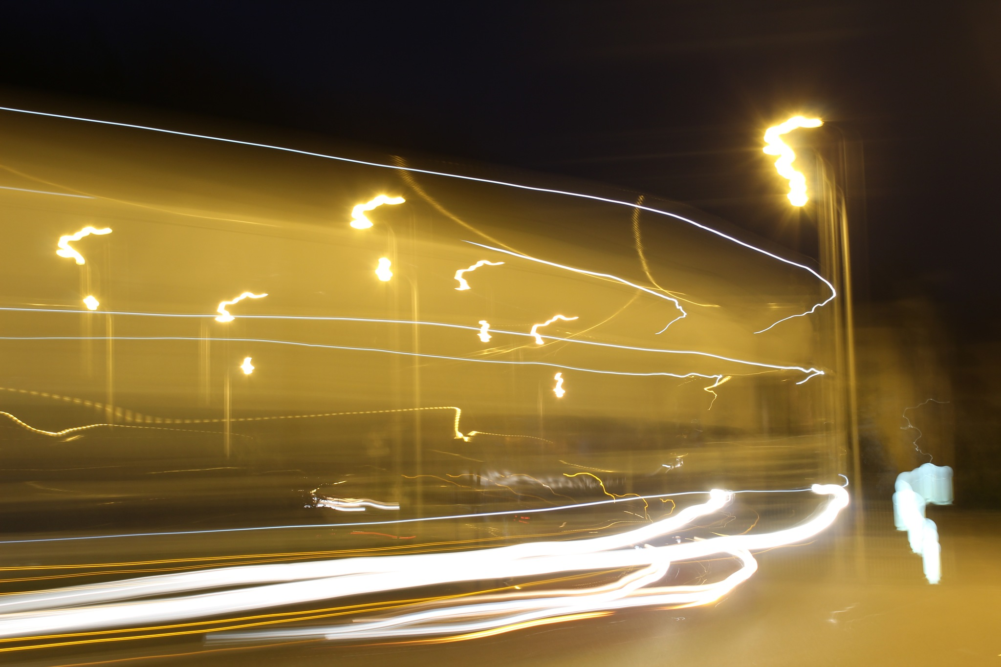 Car lights by gwenllian806