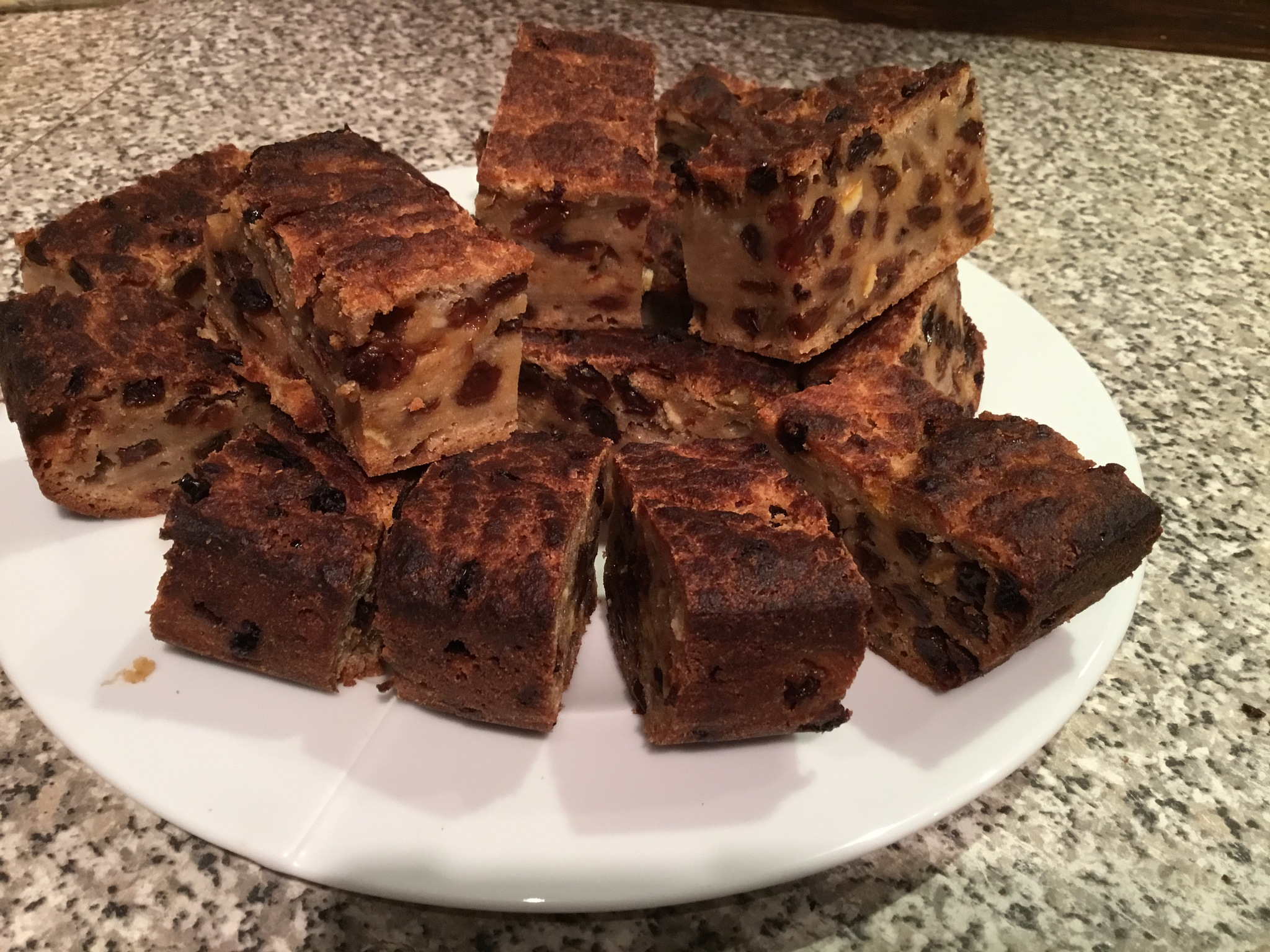 Bread Pudding by viages