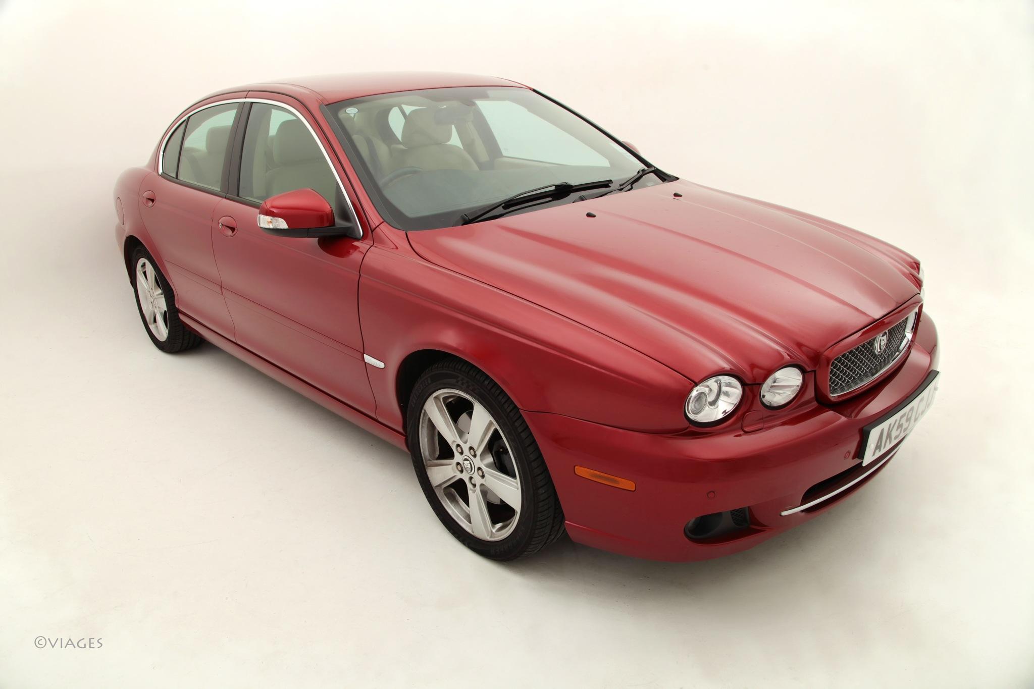 X Type Jaguar by viages