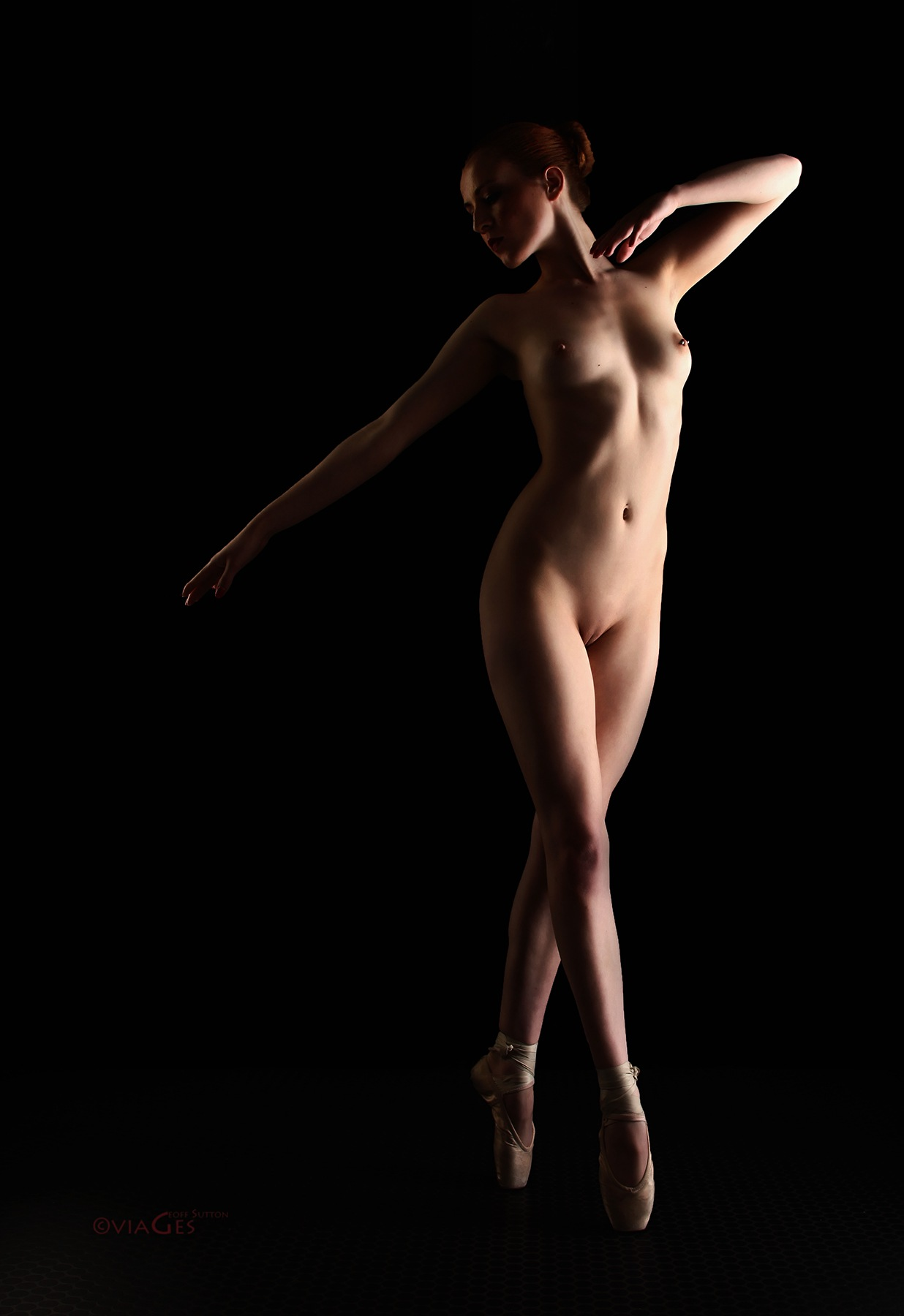 Nude Ballet by viages