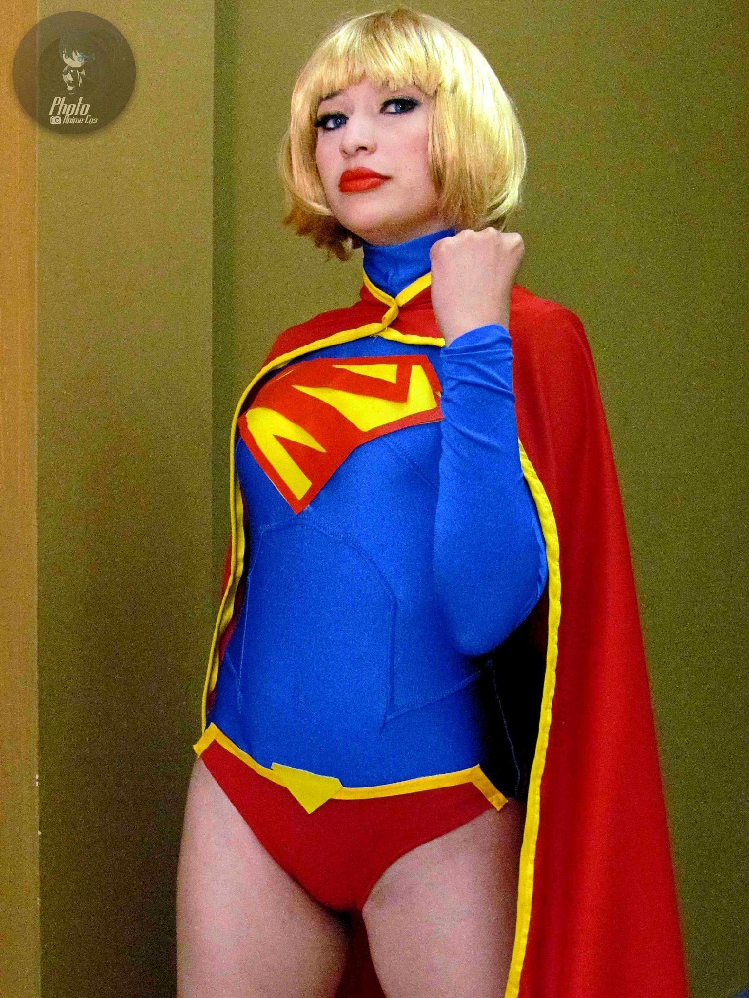 Super Girl by Kevin Mansilla