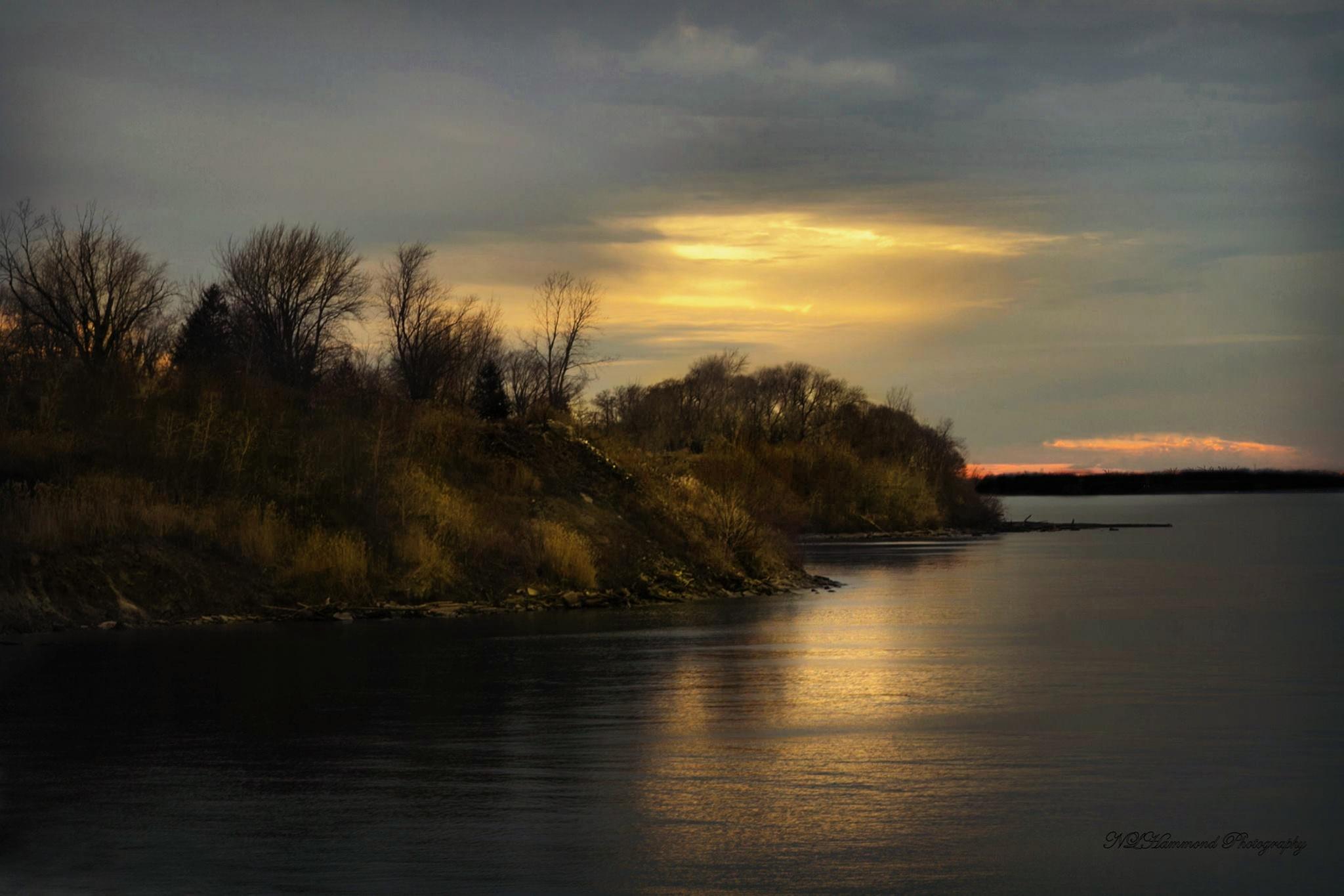 El Niño Winter in Ohio by NLHammondPhotography