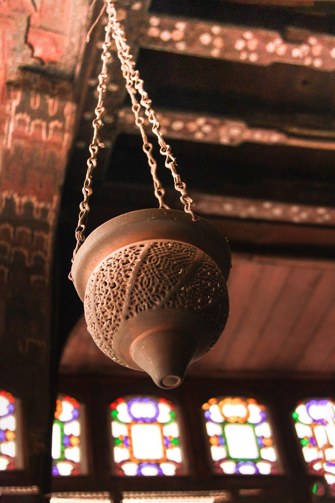 lamp by hossam_kamal